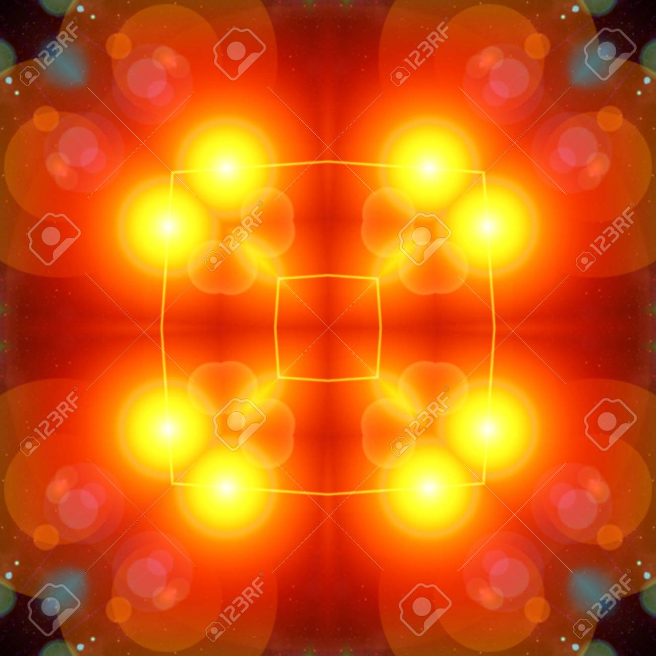 Modern Abstract Stock Photo - 4583431