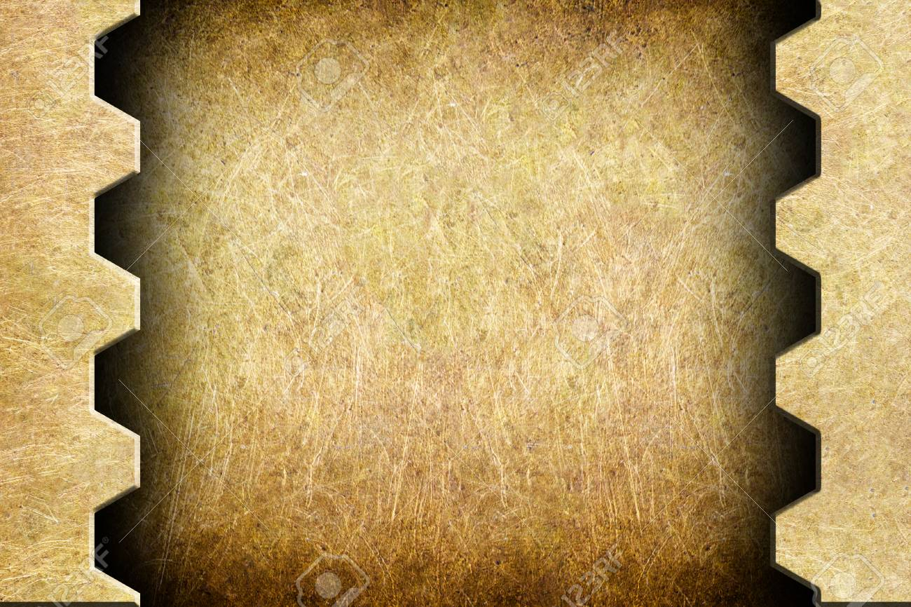 Metal Sheets, The Background For Design, Bronze Or Brass Stock Photo ...