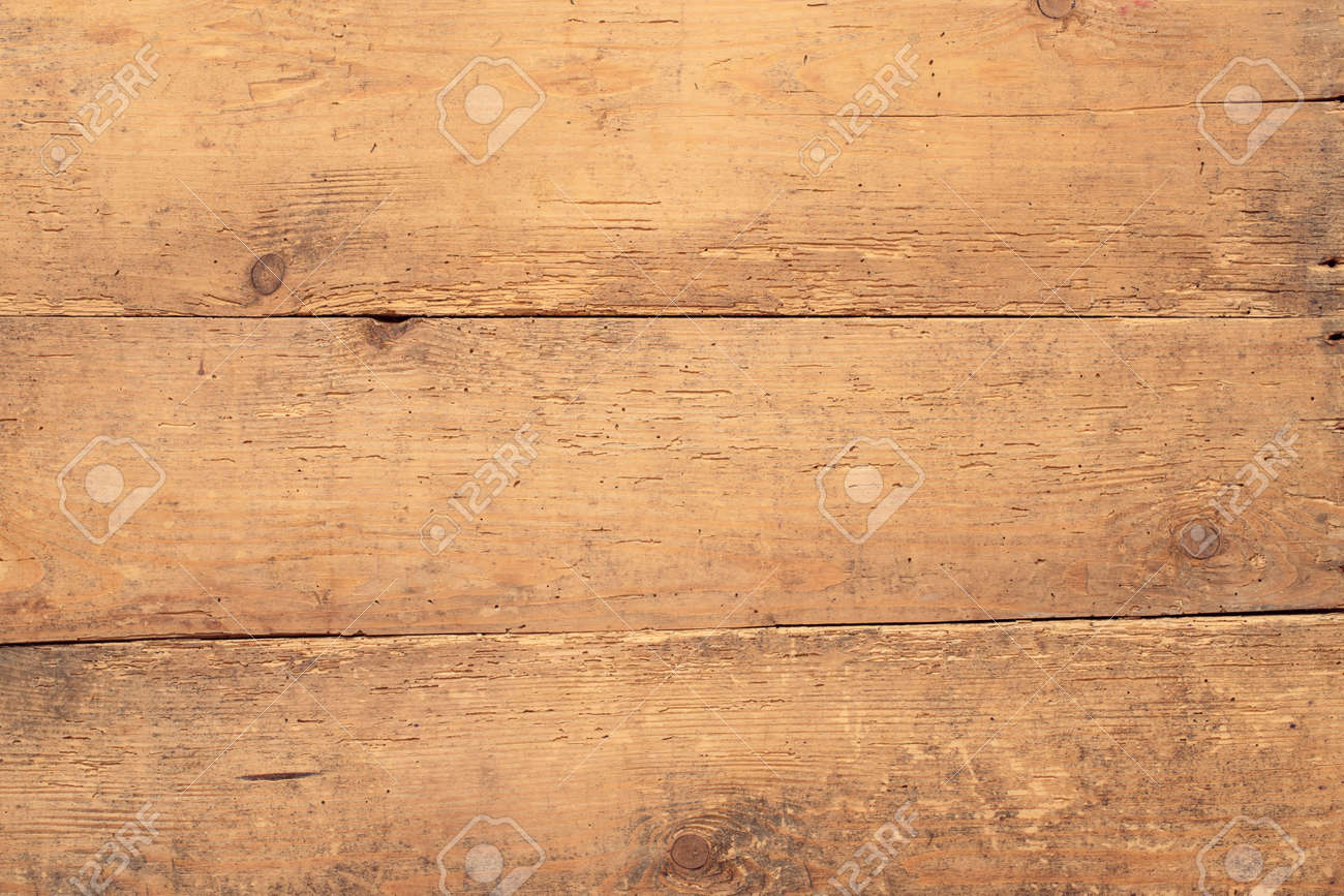 dirty wood texture, old boards with natural pattern - 172928710