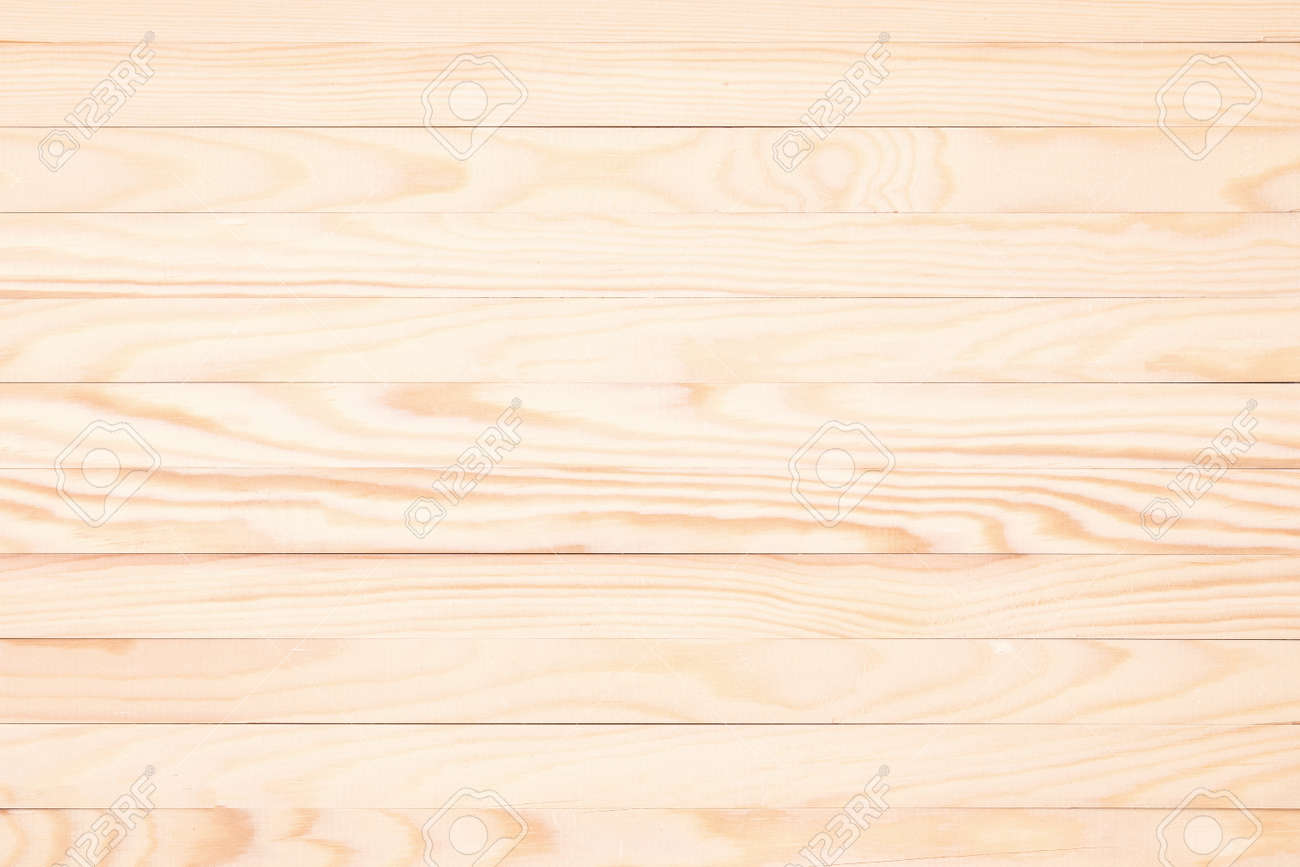 abstract wood texture, light planks table background - 172928832