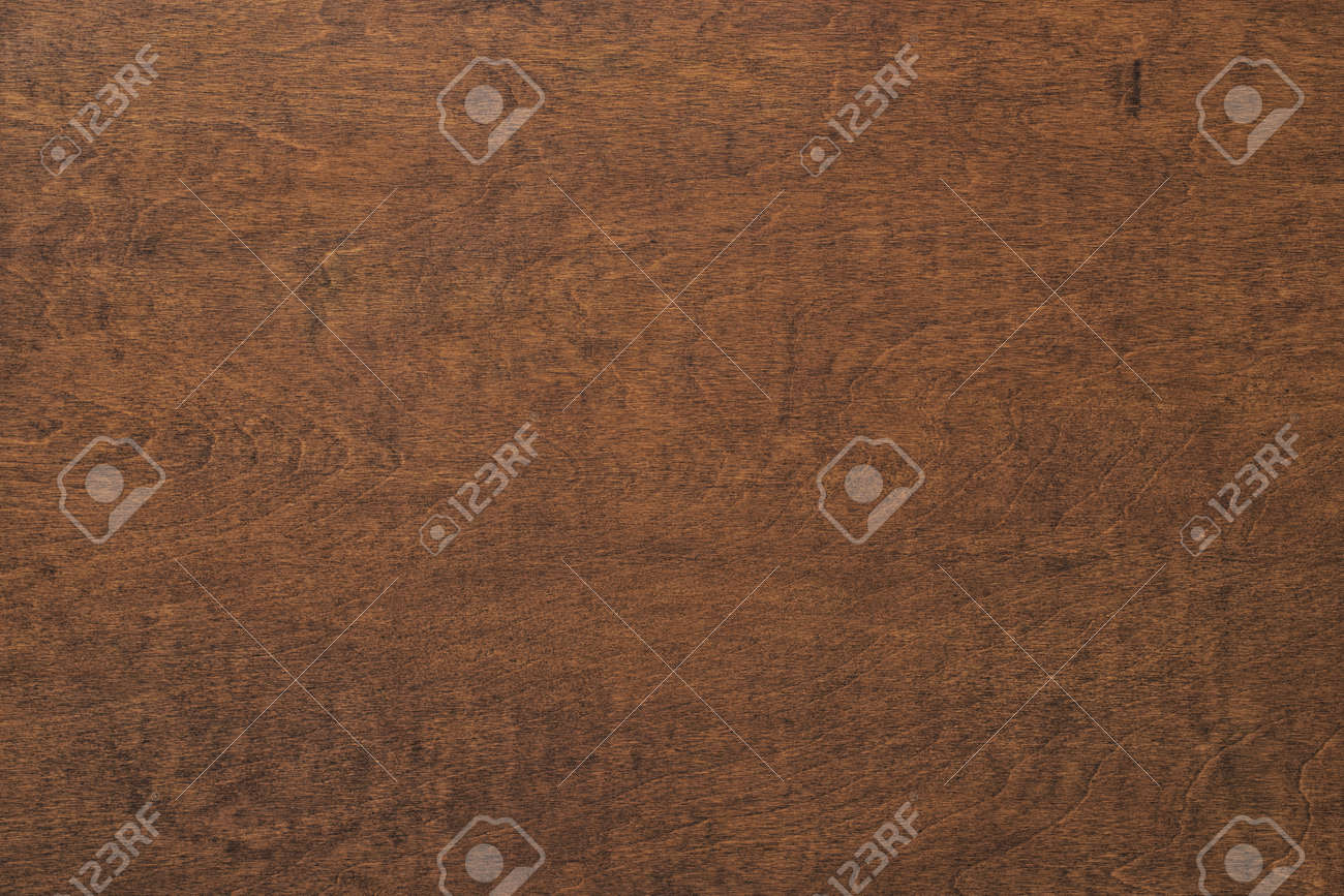 brown wood texture, abstract panel background. dark board with natural pattern - 173087252