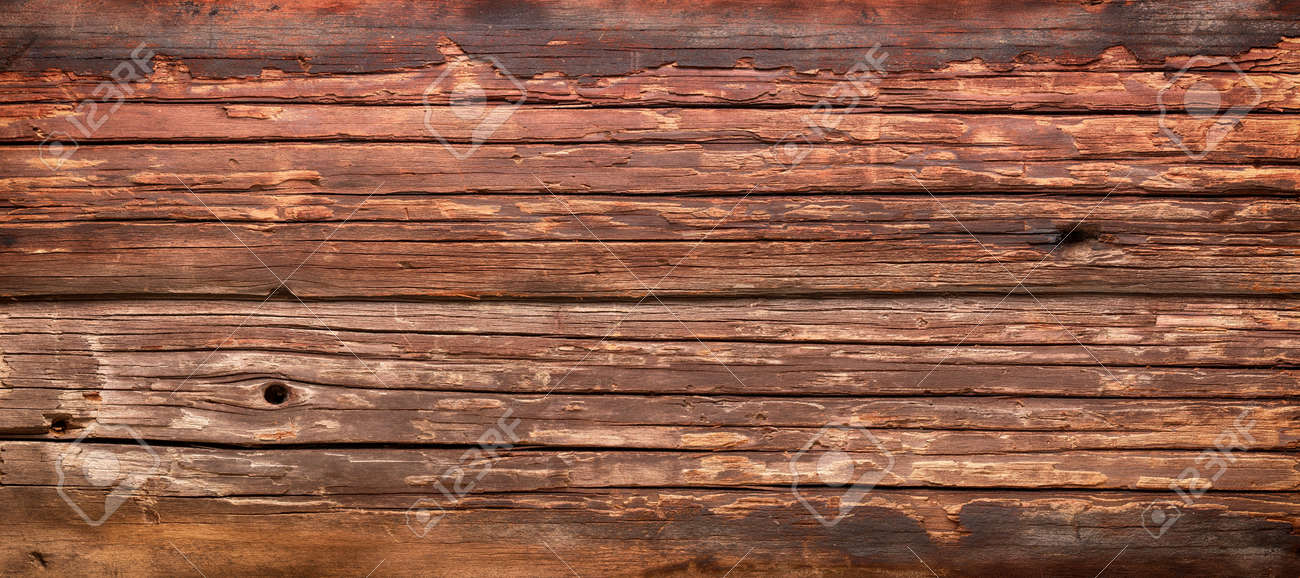 rustic wood texture with natural pattern. brown wood background - 173087203
