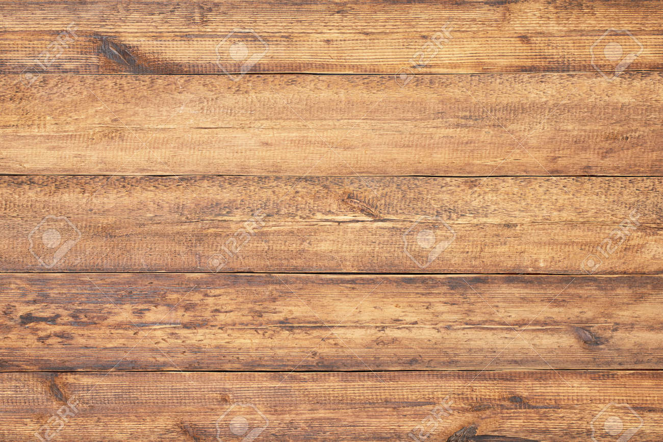Wood texture. table or wall from old boards as background - 173087072