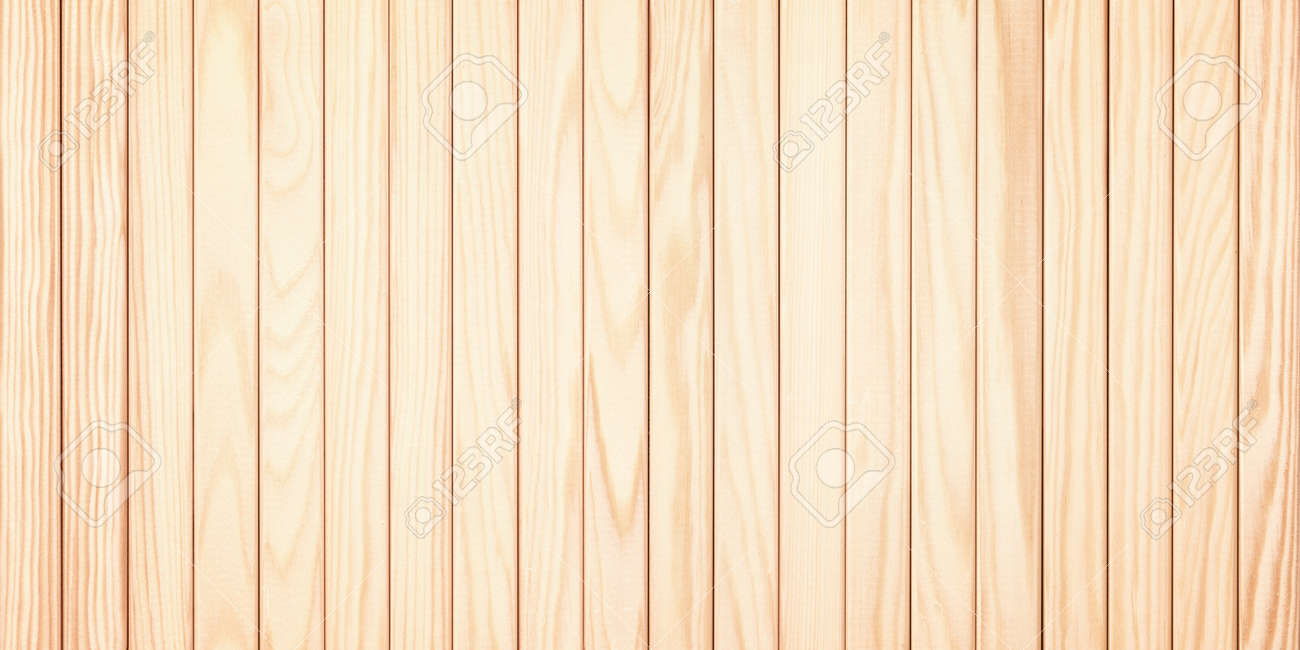 light-colored wall panel boards. beige wood texture as background. - 173087118