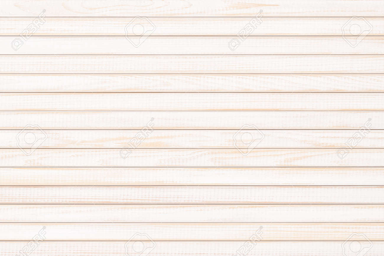 light wood texture with natural pattern. white wooden table as background - 173451457