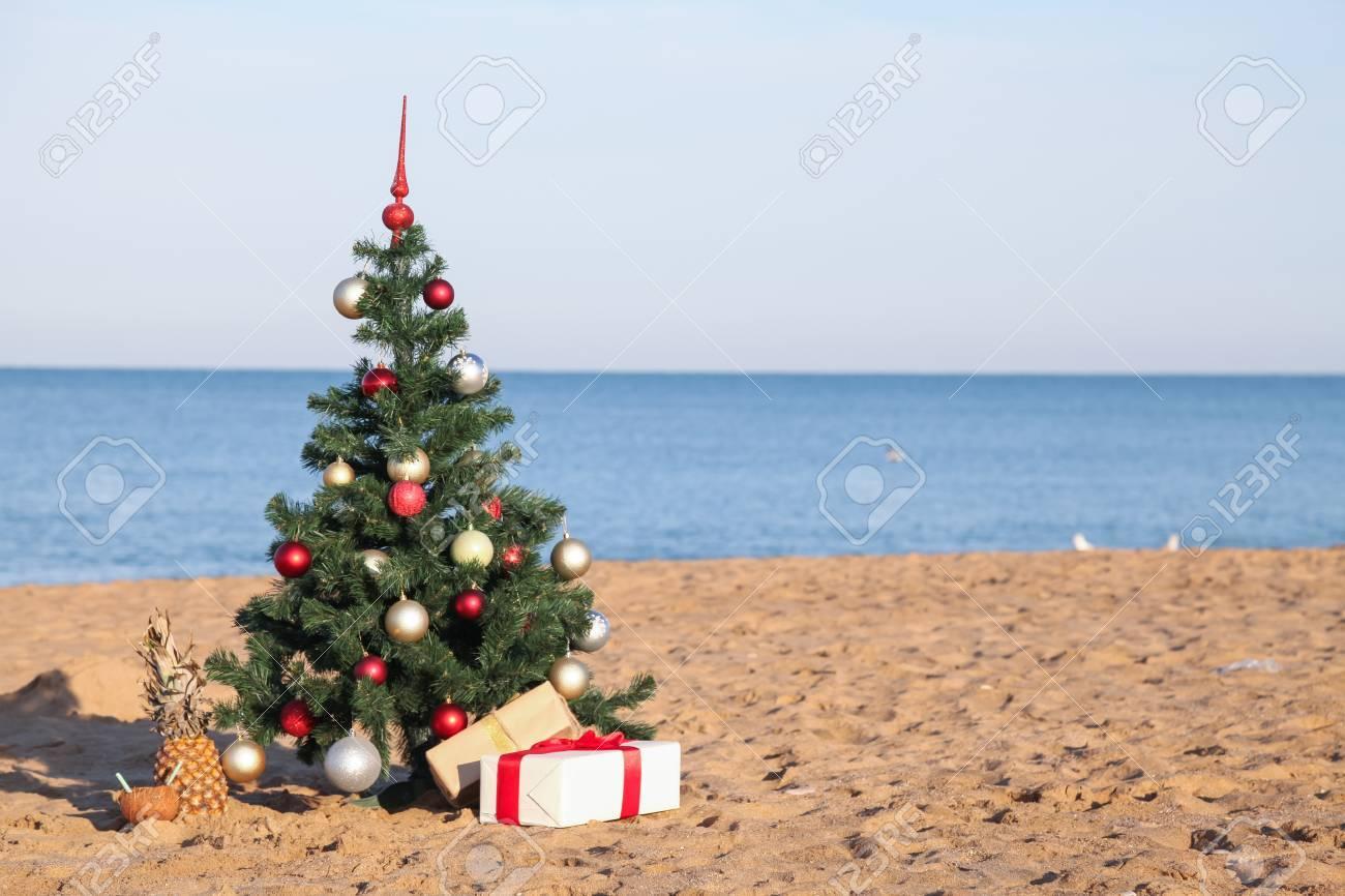 Xmas at the Beach