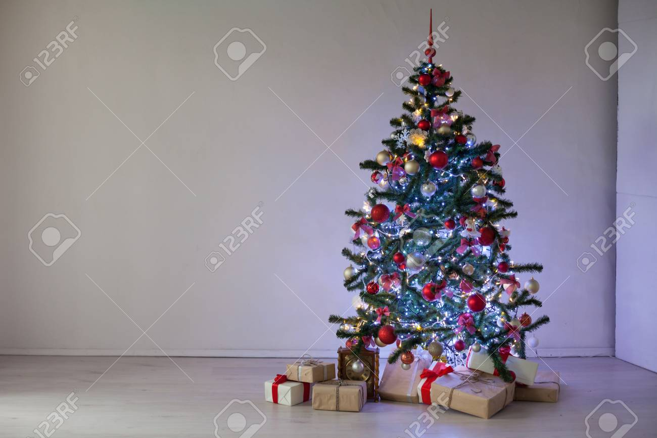 Christmas Tree Decorations 2019.New Year Tree Christmas Decor Gifts 2018 2019