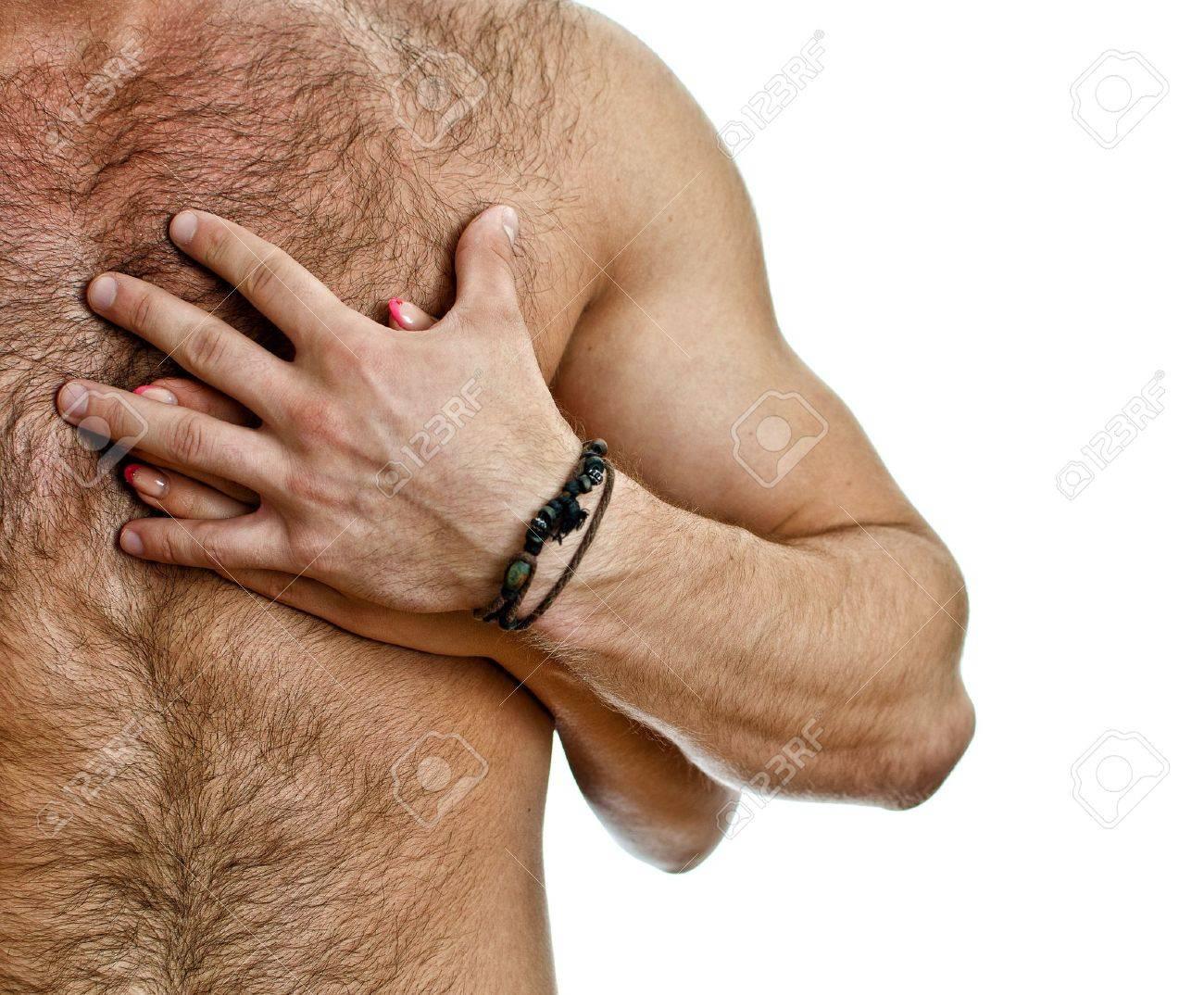 Фото мужики с грудью 1 фотография
