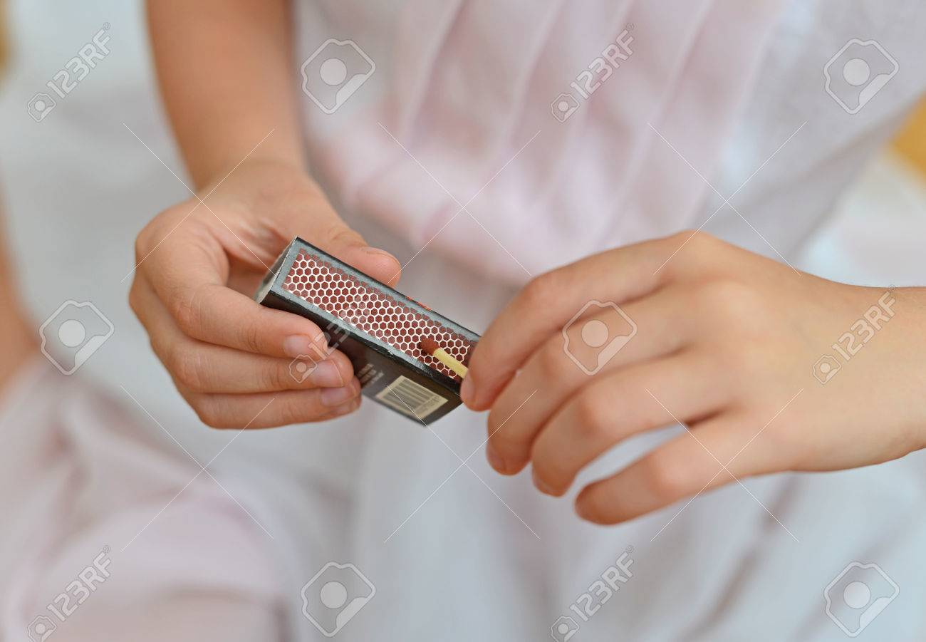 Dangerous Situation At Home. Stock Photo   30980591