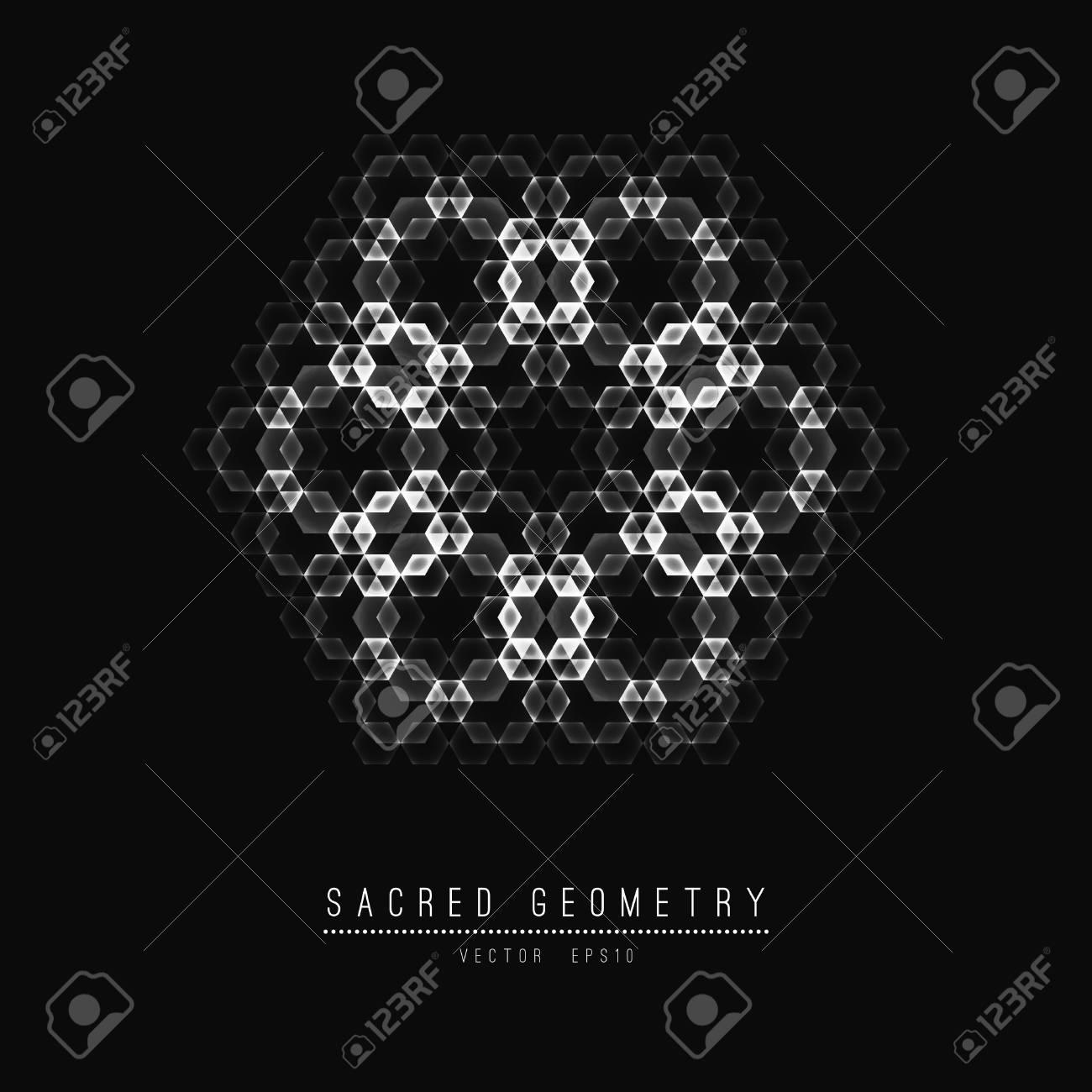 Flower of life sacred geometry symbol of harmony and balance flower of life sacred geometry symbol of harmony and balance stock vector buycottarizona