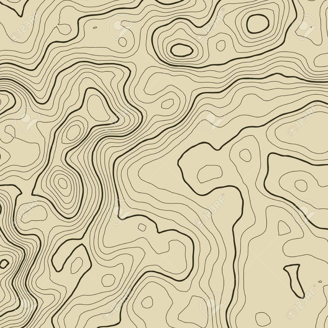 Topographic Map Background Concept With Space For Your Copy Stock - Where to get topo maps for hiking