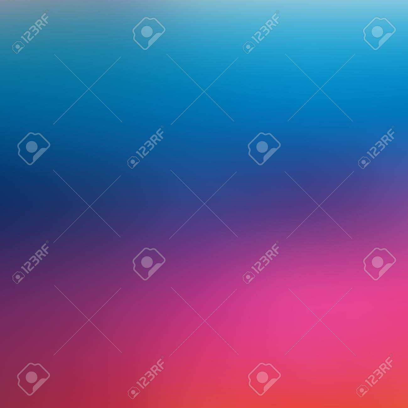 Blur Abstract Background Vector Designcolorful Blurred Background