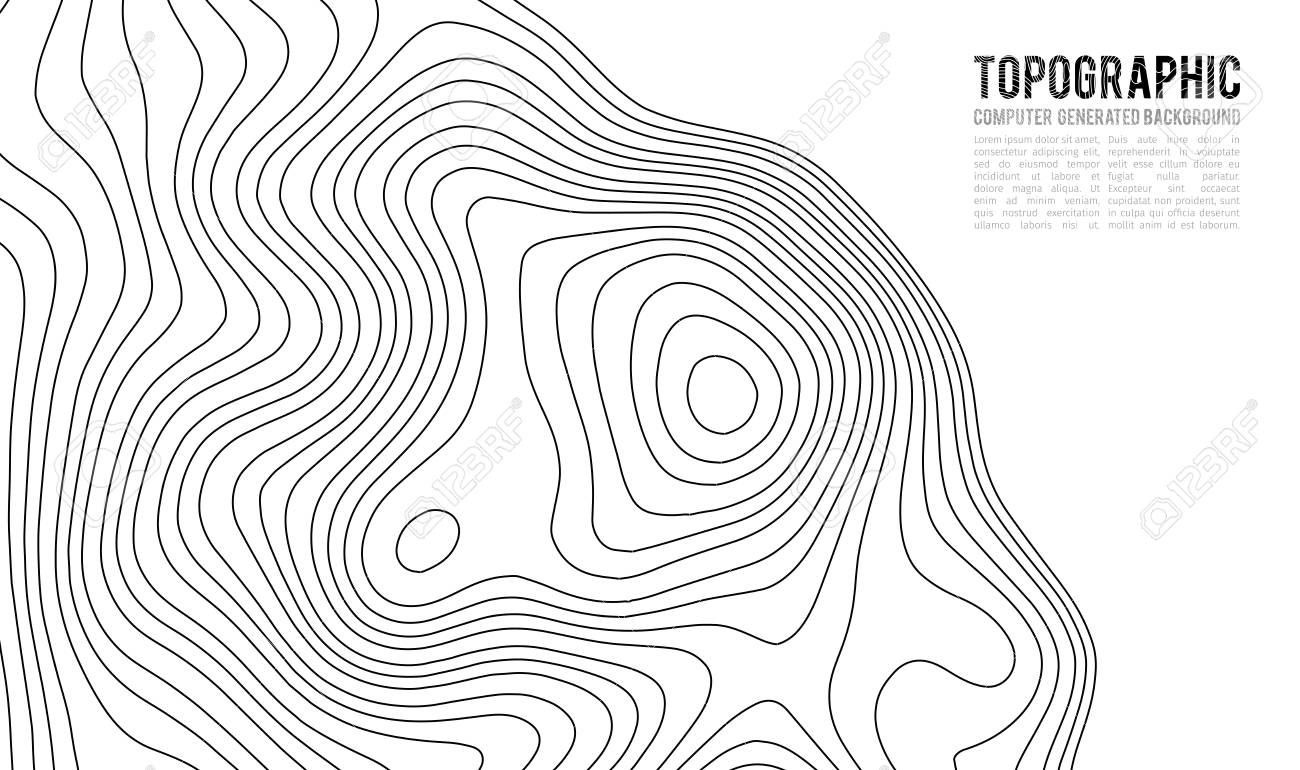 Topographic map contour with elevation contour map geographic topographic map contour with elevation contour map geographic world topography map grid abstract illustration gumiabroncs Images