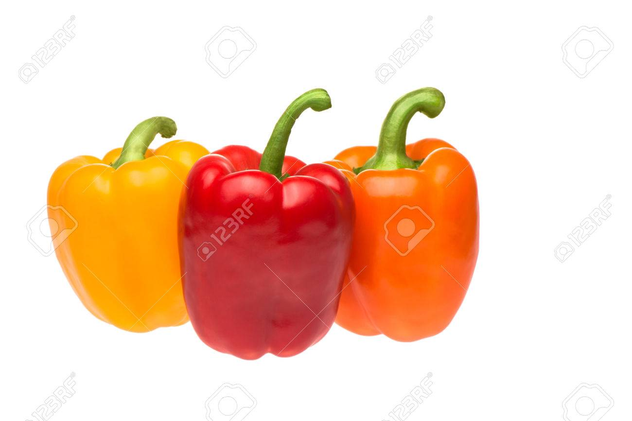 Traffic light peppers - 84719567