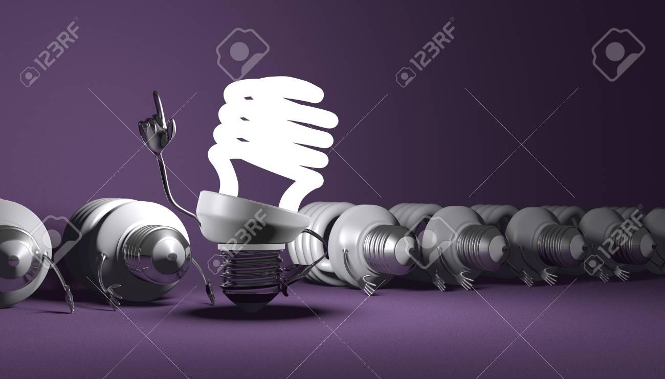 Sfondo viola fluo