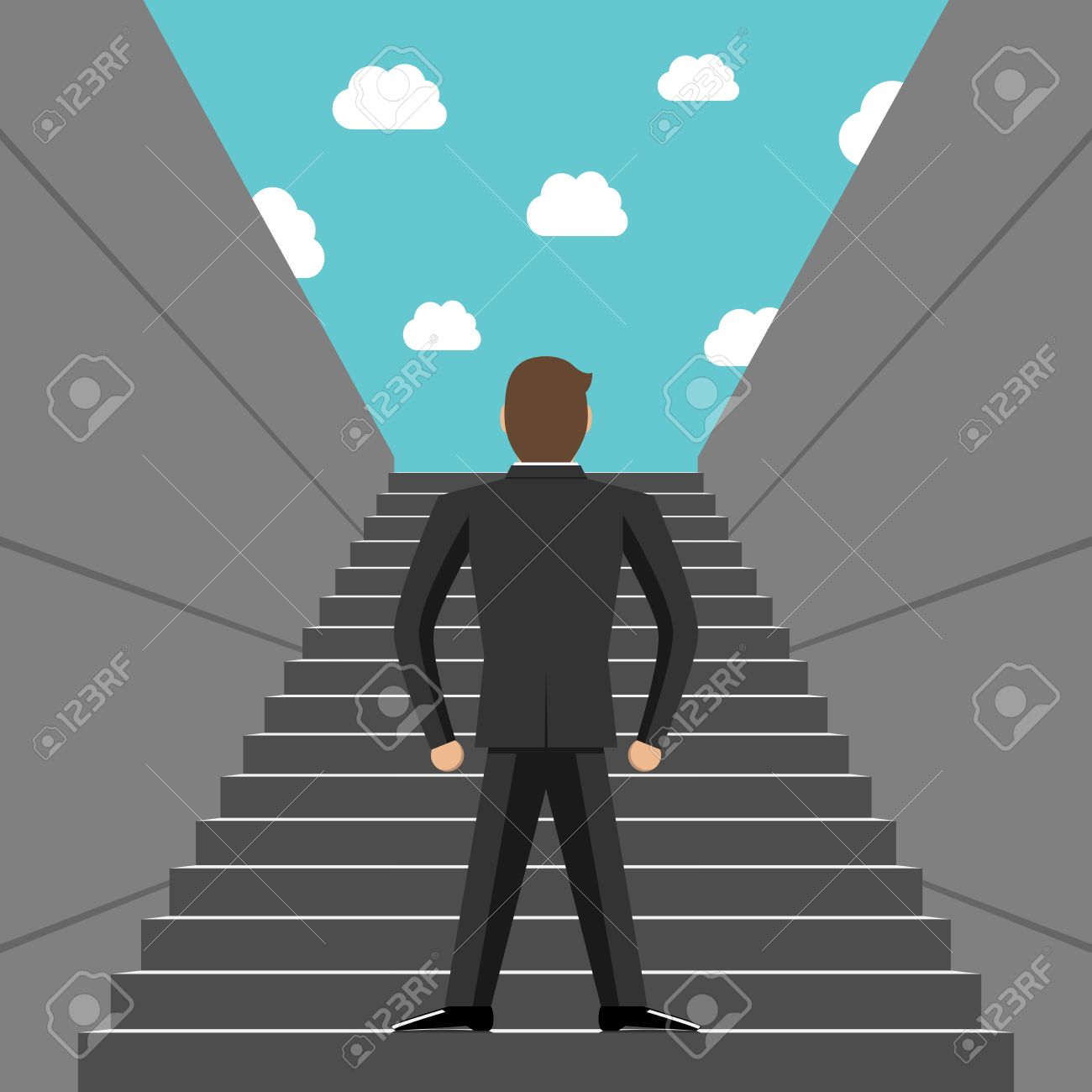 ambition graduate stock photos pictures royalty ambition ambition graduate ambitious successful businessman climbing steps back view career ladder stairs