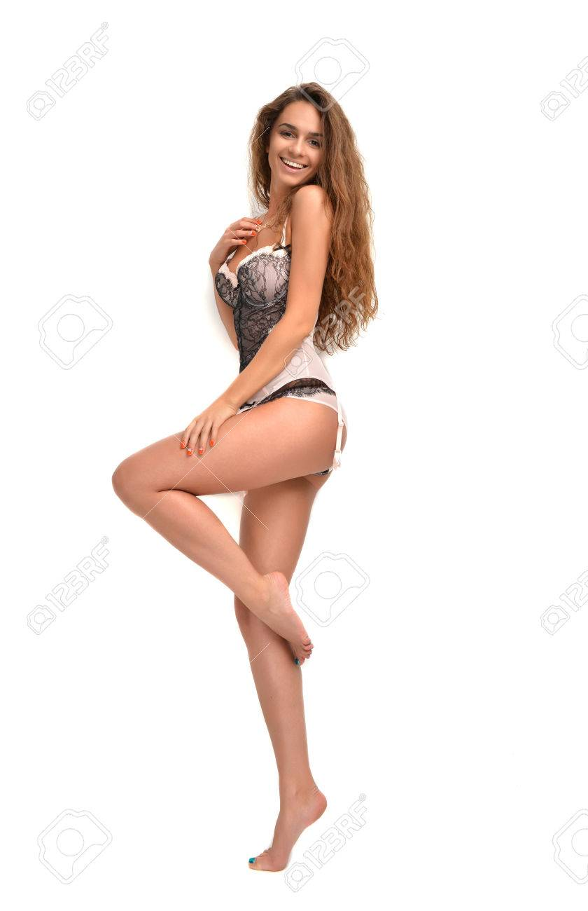 Sexy full body of woman