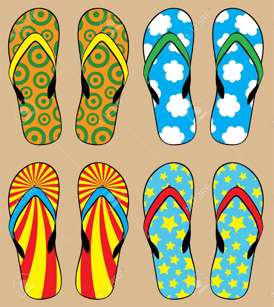Flip Flop Stock Photos Images. Royalty Free Flip Flop Images And ...