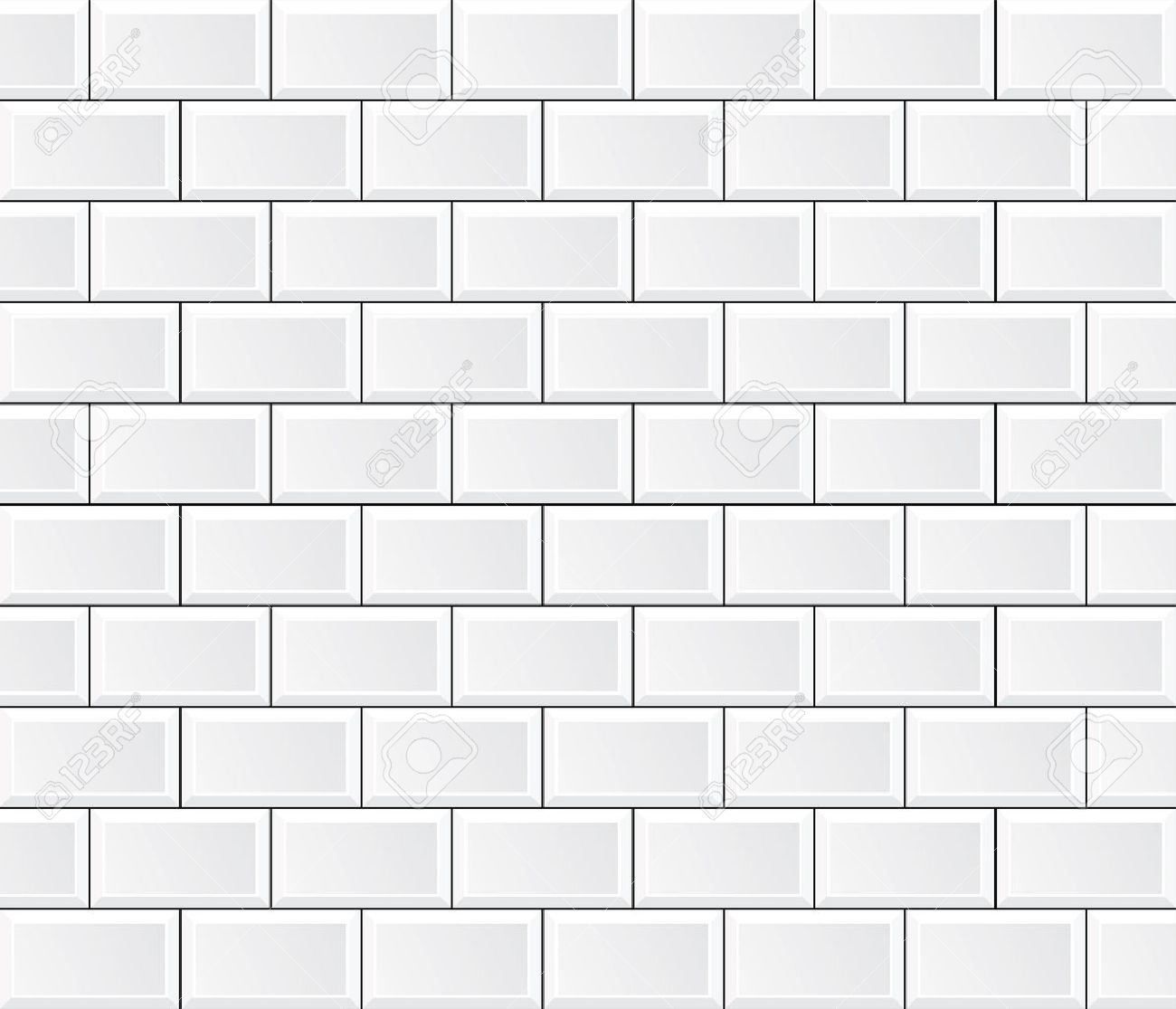 White Tile Stunning Vector White Tile Wall Royalty Free Cliparts Vectors And Stock Design Decoration