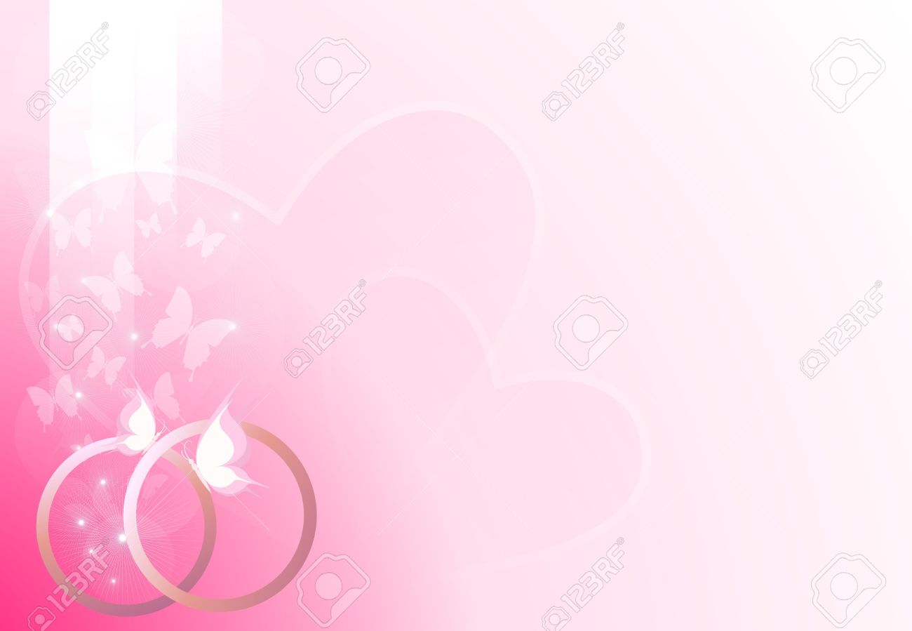 Pink Wedding Background Stock Photo Picture And Royalty Free Image
