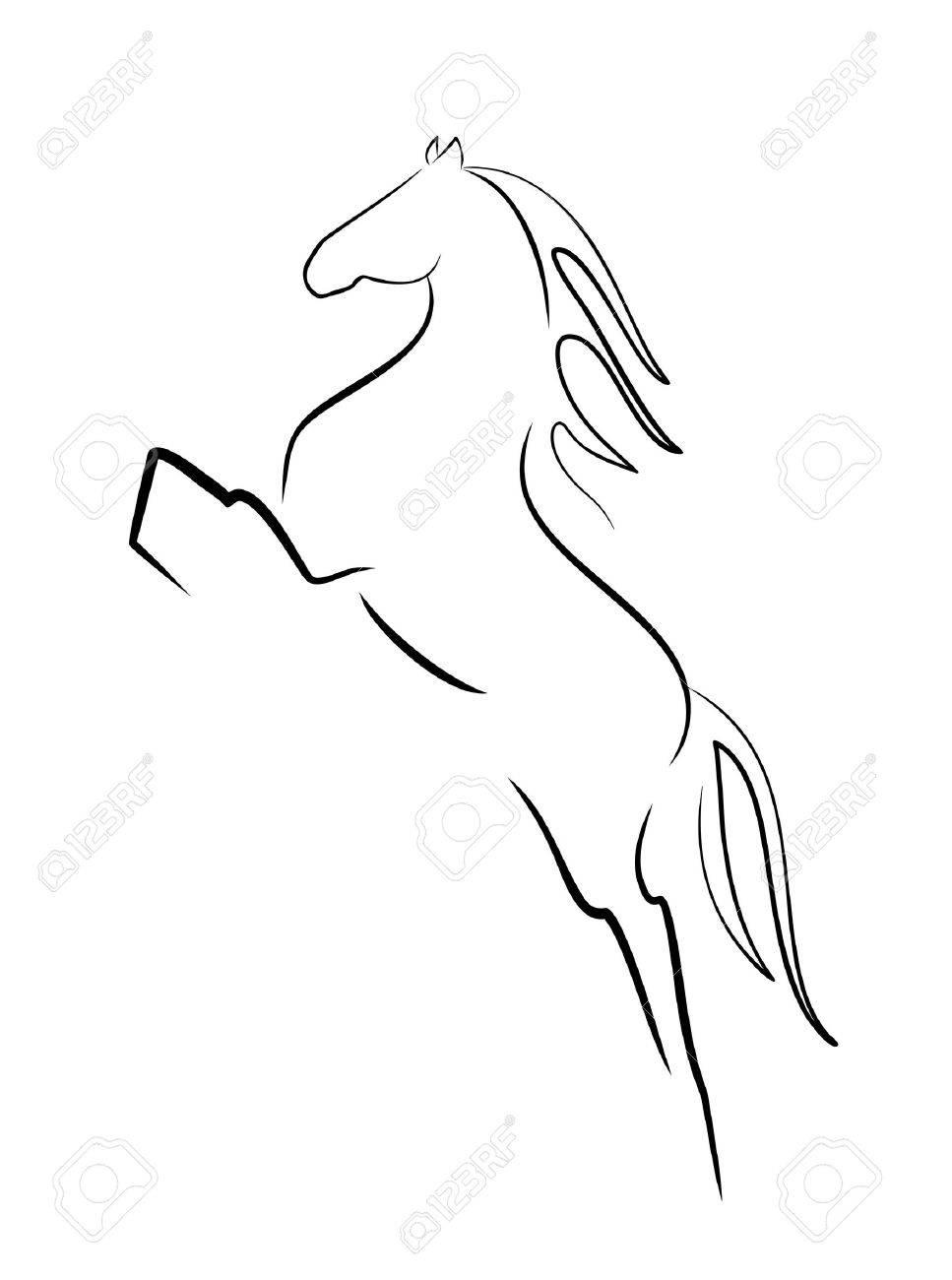 horse Stock Photo - 12842556