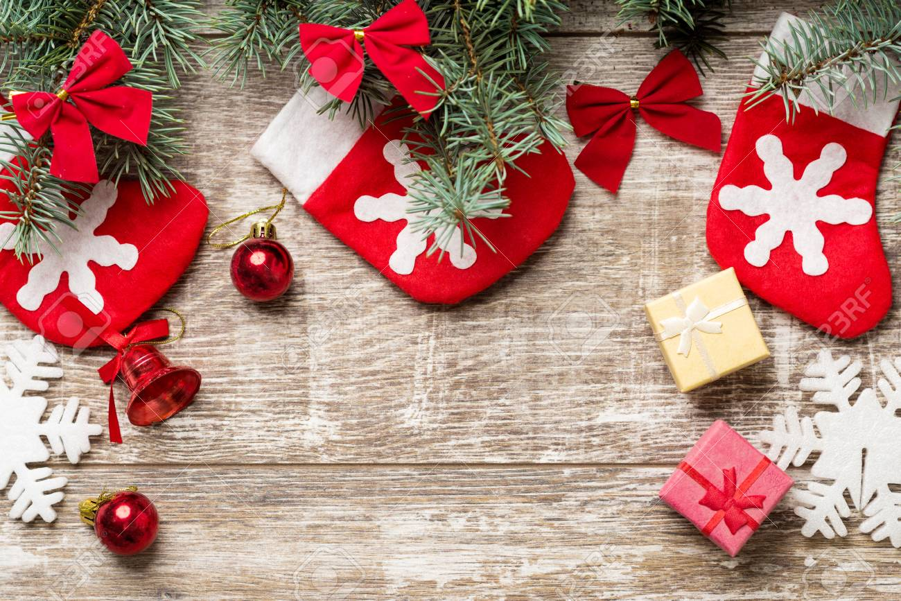 christmas backgrounds 2018 stock photo, picture and royalty free