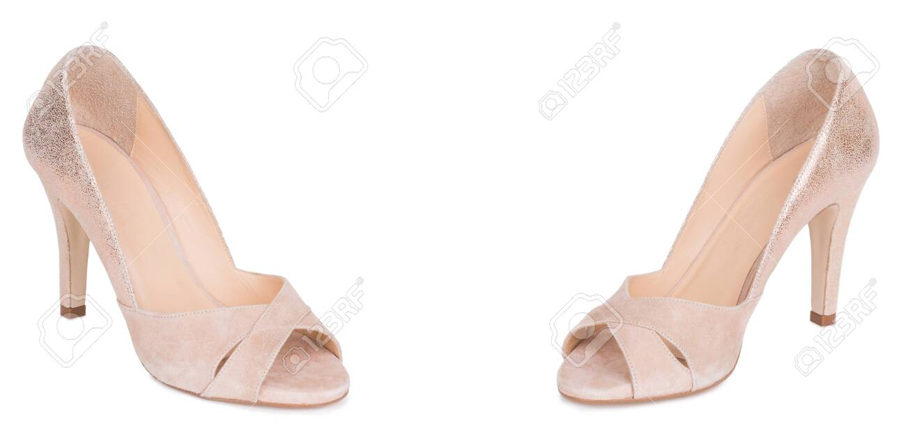 Pair Of Classical Daily Nude Beige