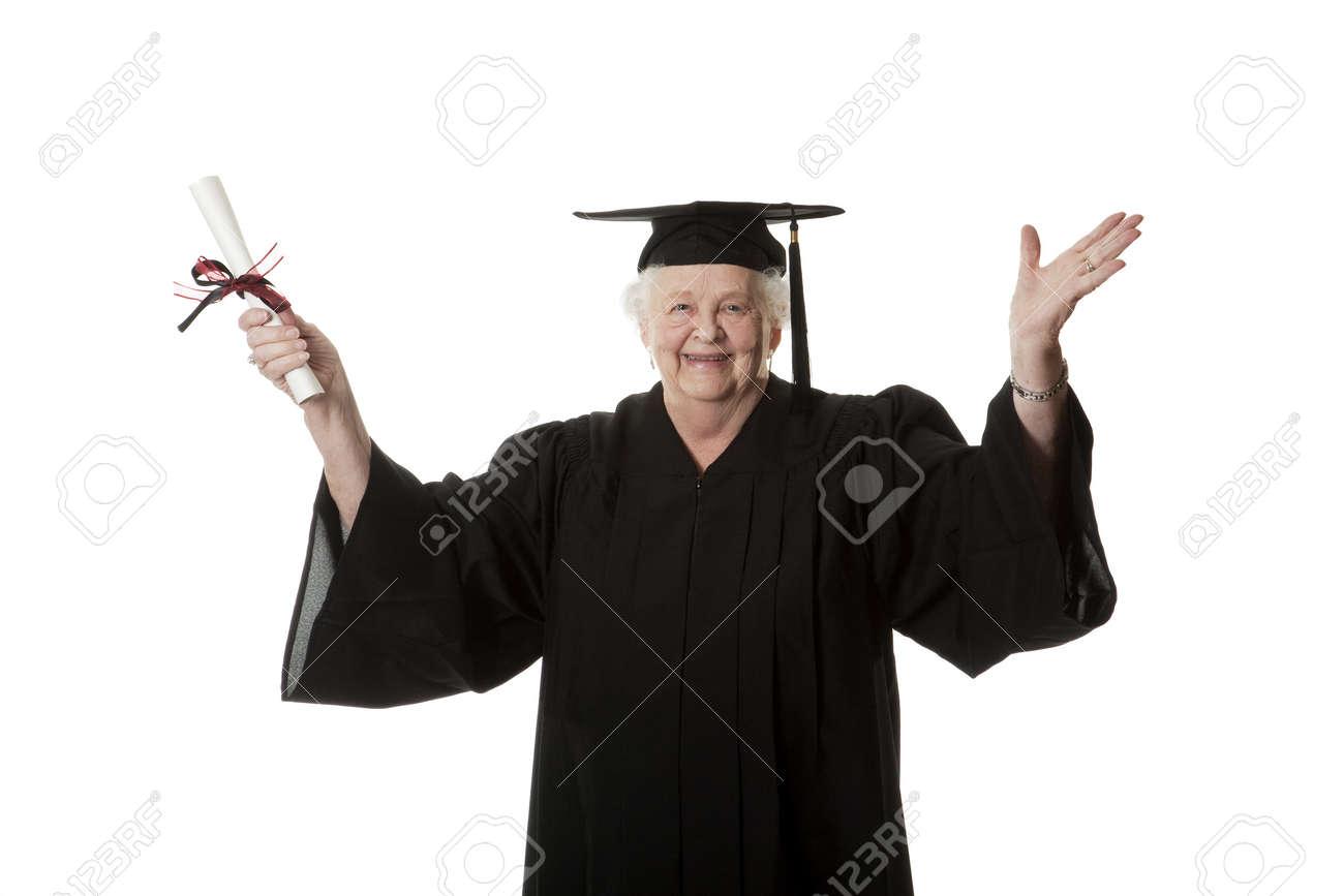 ecb3a7475 Foto de archivo - Mujer de raza blanca de Beauitiful en un vestido negro de  graduación