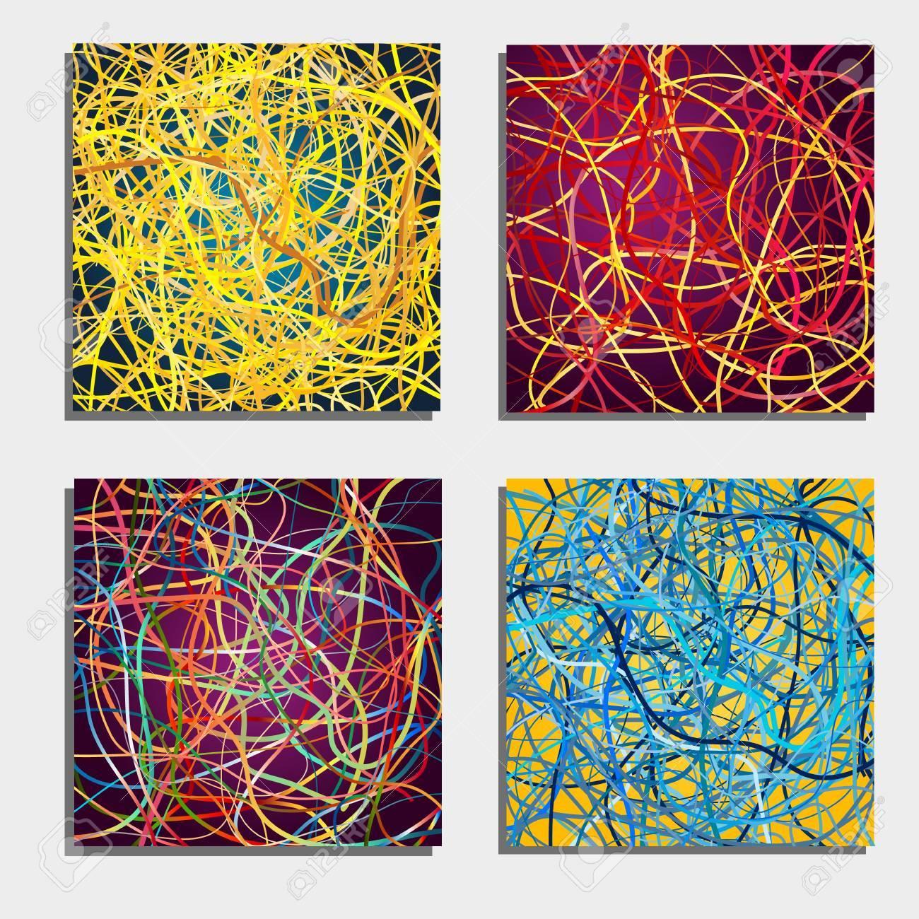 Fondos abstractos con movimiento