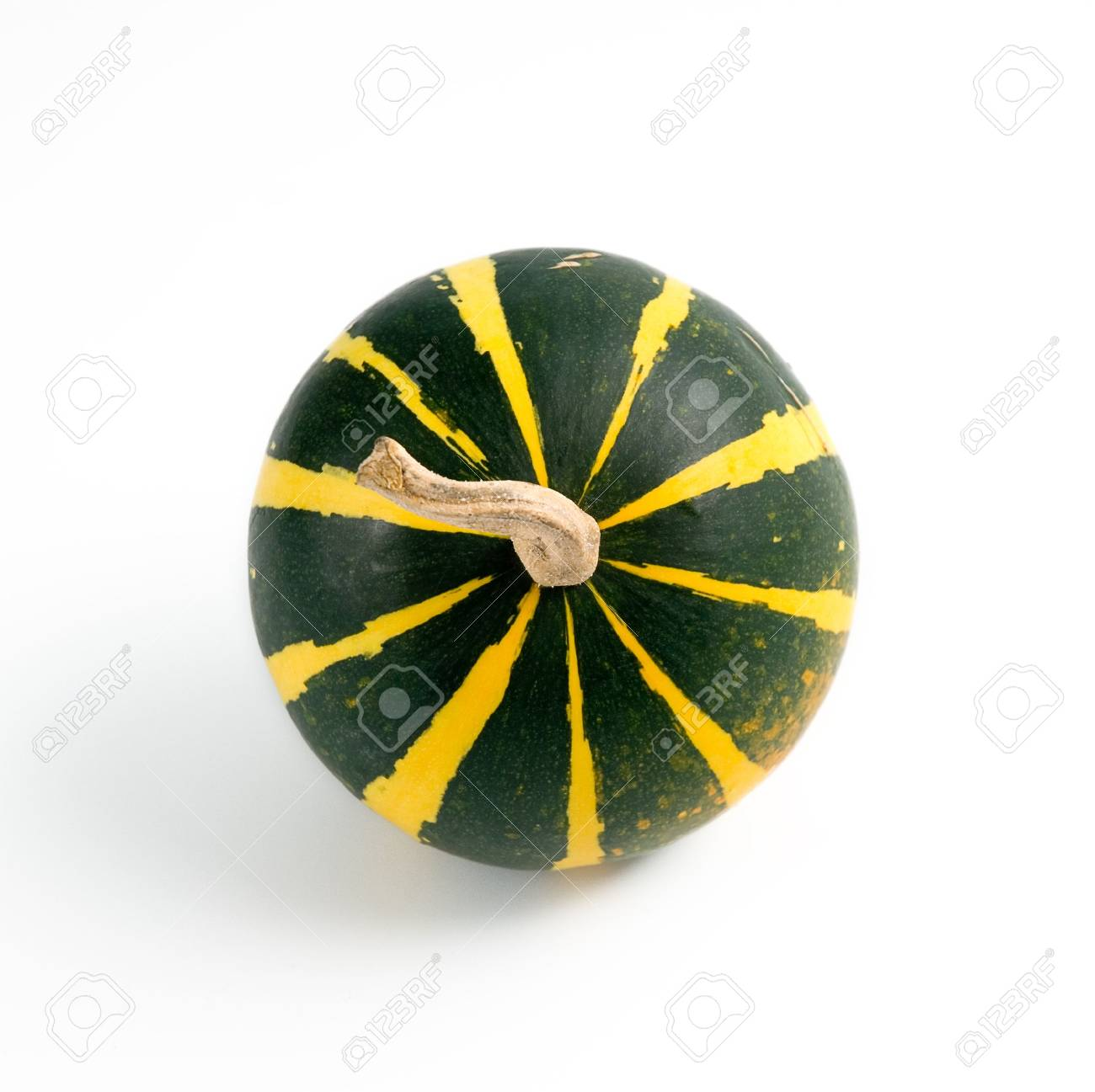 striped pumpkin 1 Stock Photo - 5862182