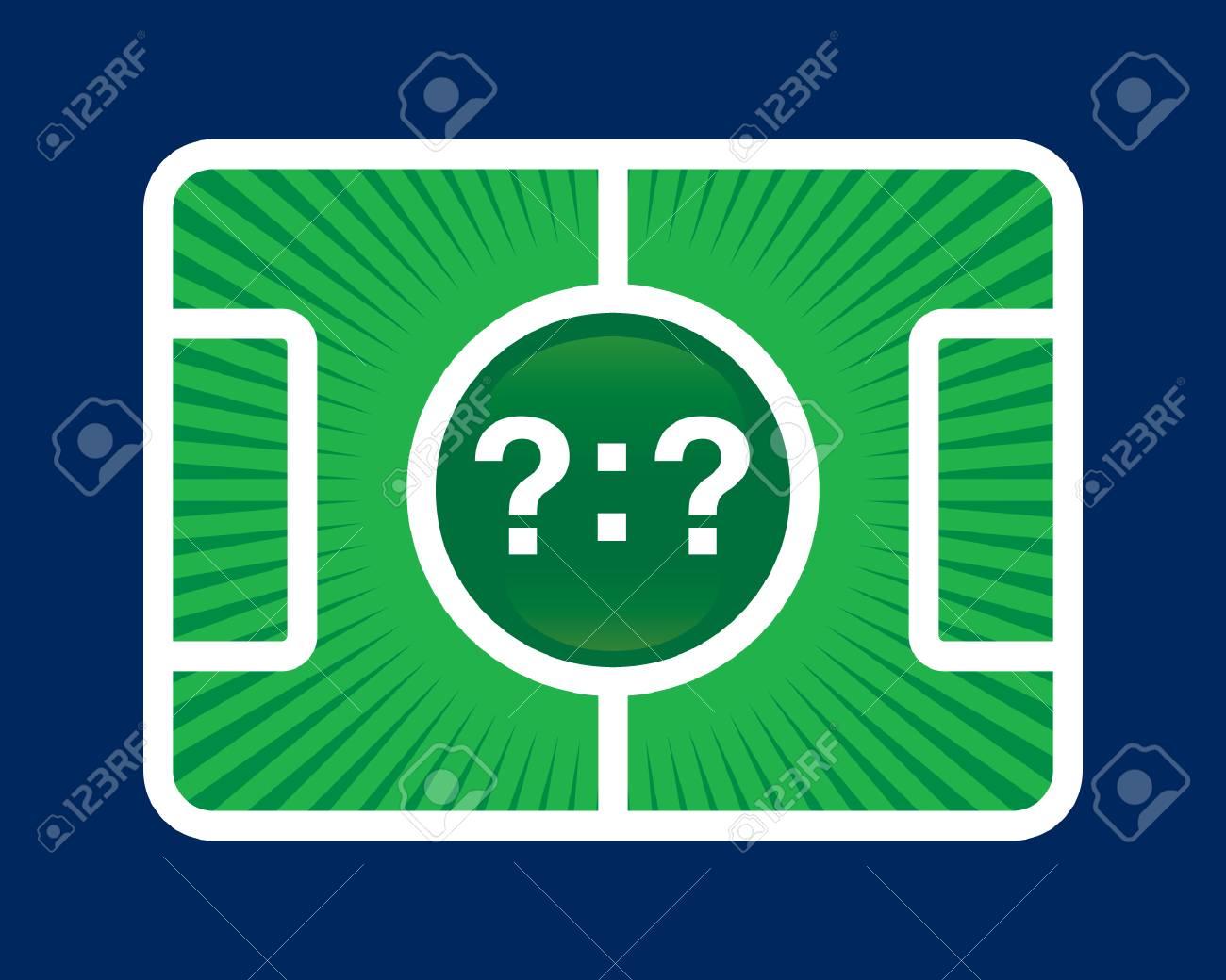 football background Stock Vector - 7297014
