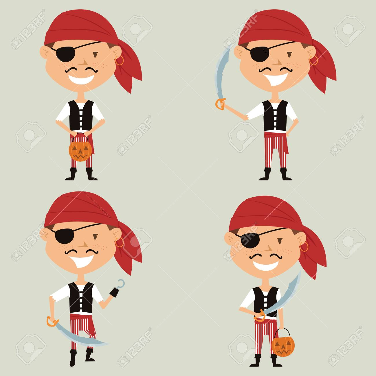 Pirate teen party