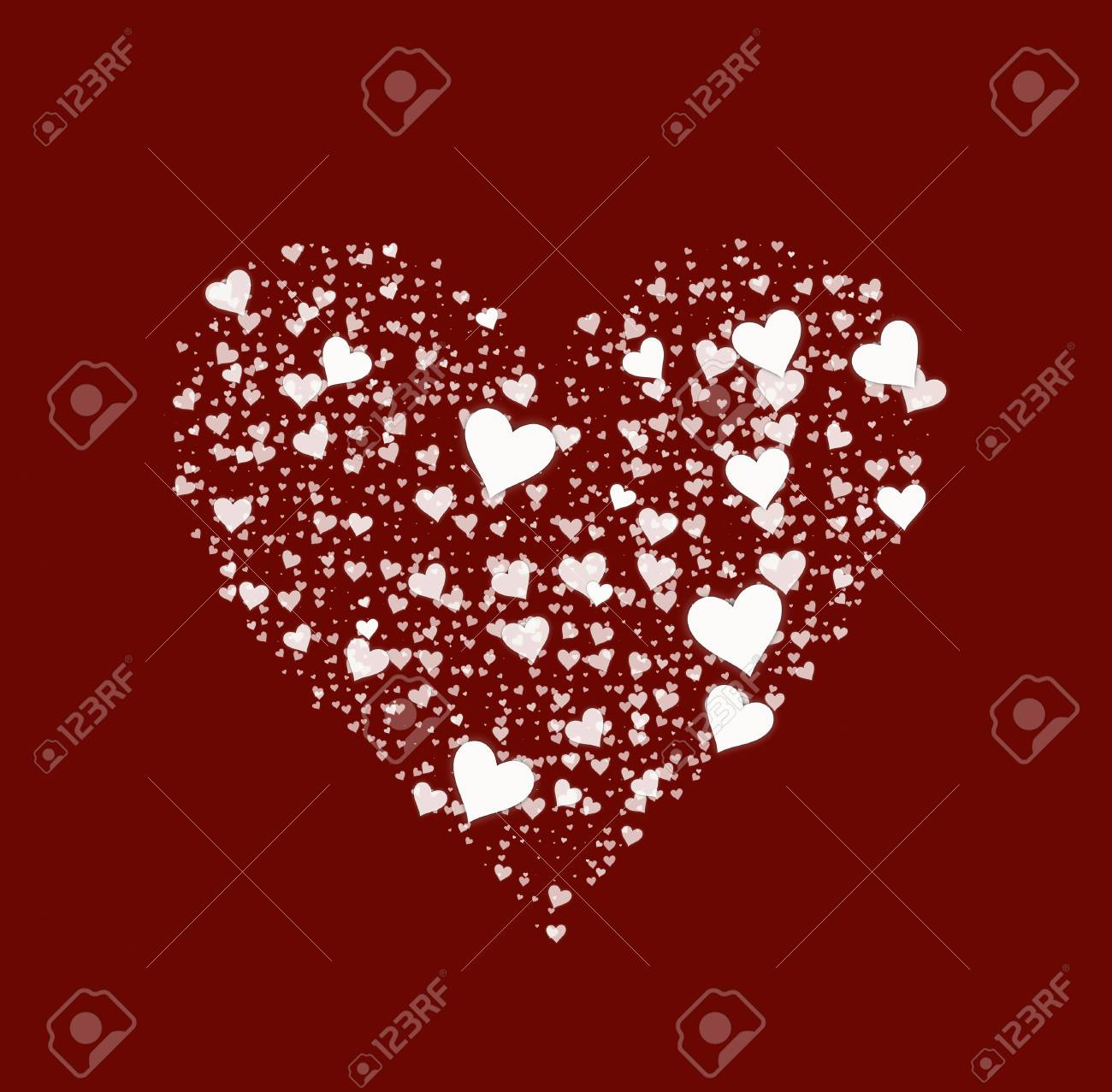 Big white heart from many small hearts love symbol stock photo big white heart from many small hearts love symbol stock photo 78793324 buycottarizona Image collections