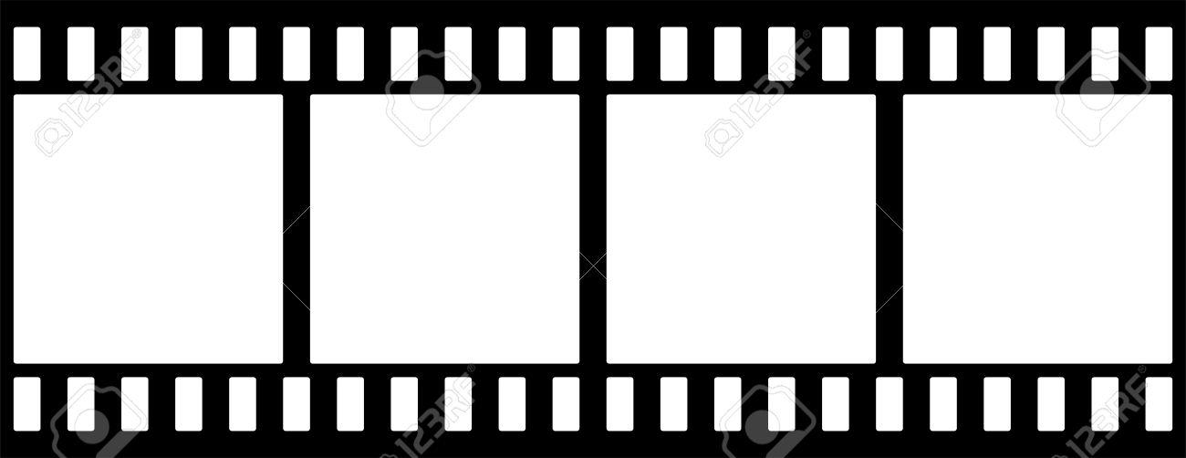 Film strip Stock Vector - 11980459