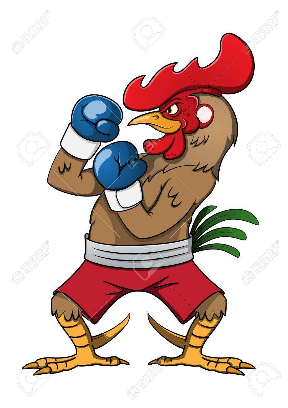 Boxing Rooster Cartoon Wiring Diagrams With Linearregulator Current Source Circuit Diagram Tradeoficcom Boxer Illustration Royalty Free Cliparts Vectors Rh 123rf Com Plane Fighting Character