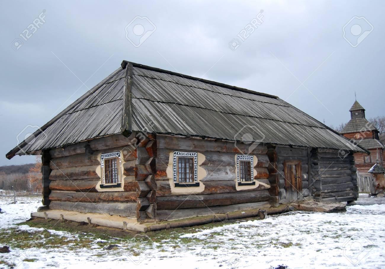 house on mountain Stock Photo - 4543419