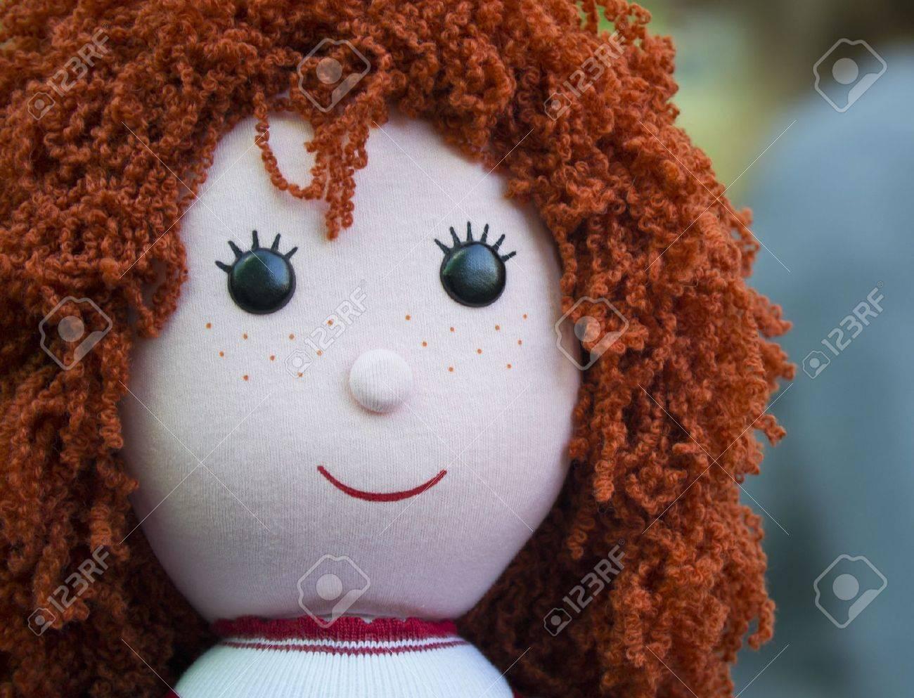 Portrait of a rag doll - 13001612