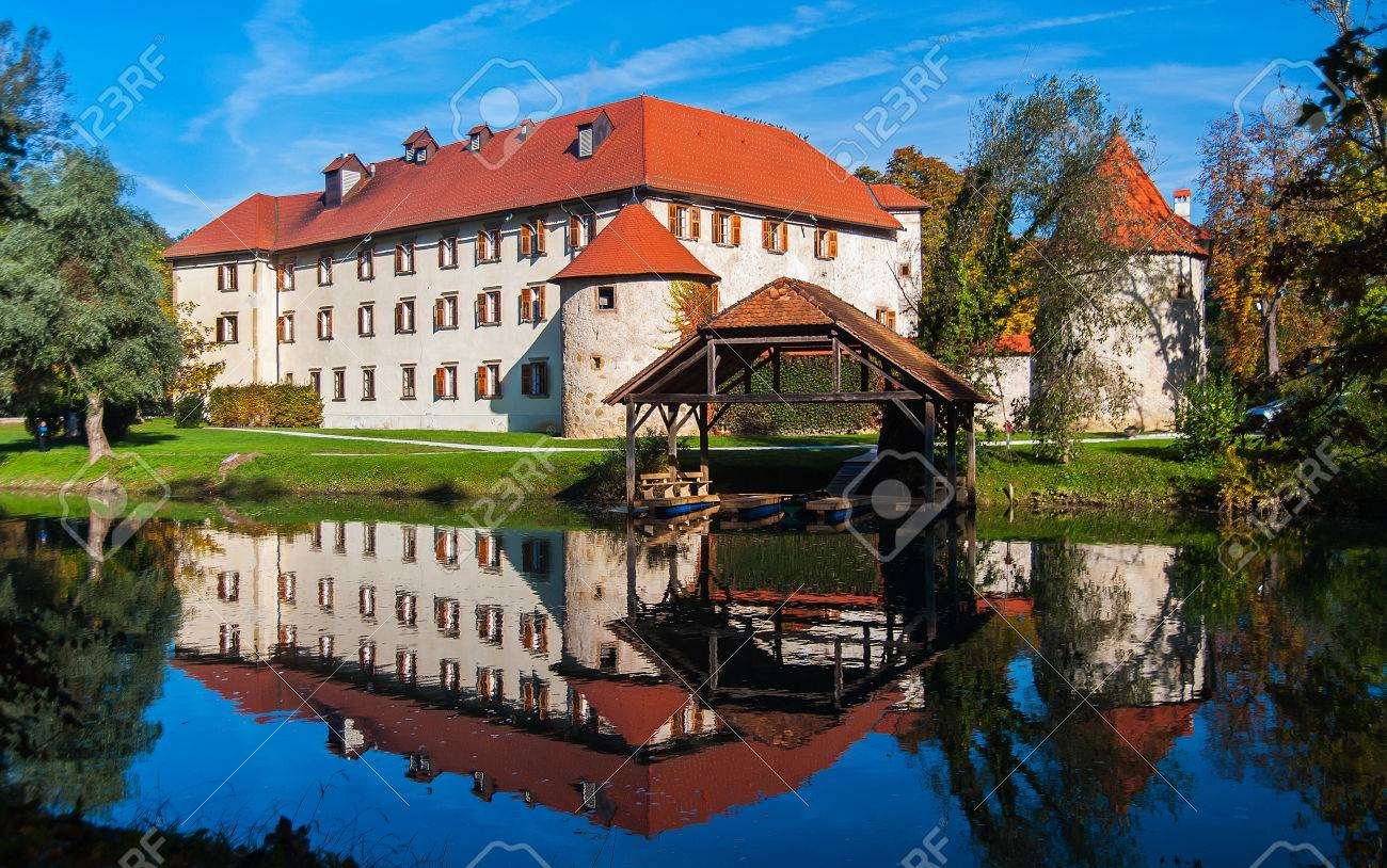 Castle Otocec, Slovenia - 35109212