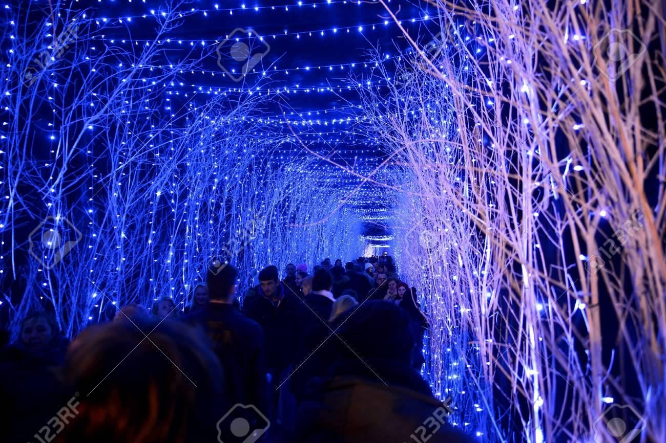 Weihnachten In Kroatien.Stock Photo