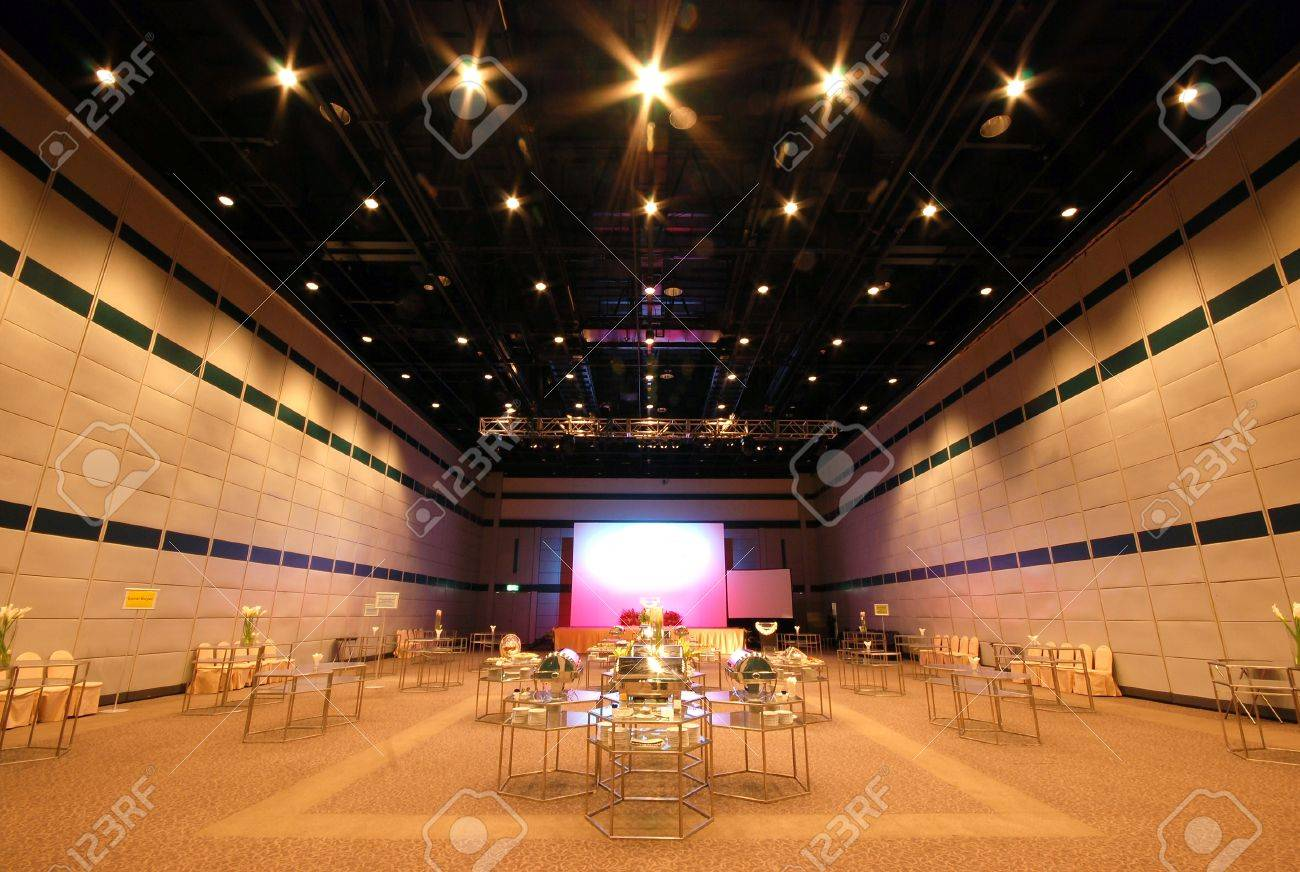 Hall of Thailand Stock Photo - 15055692
