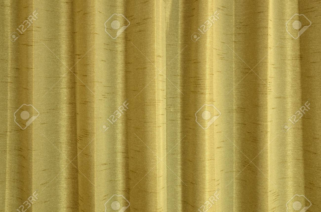 Curtains texture gold - Gold Curtain Texture Background With Space For Design Stock Photo 39077861