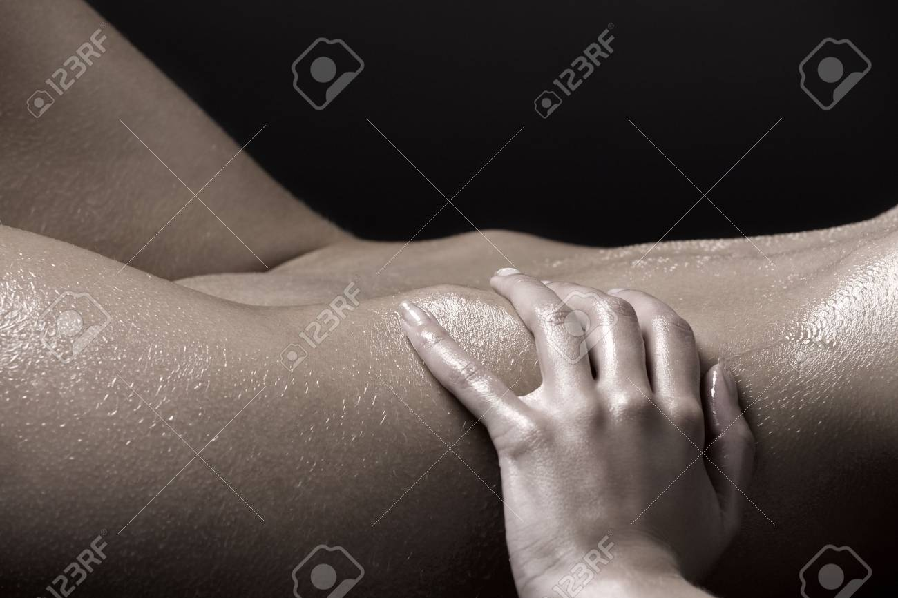 classical closeup picture of laying  woman Stock Photo - 3348581