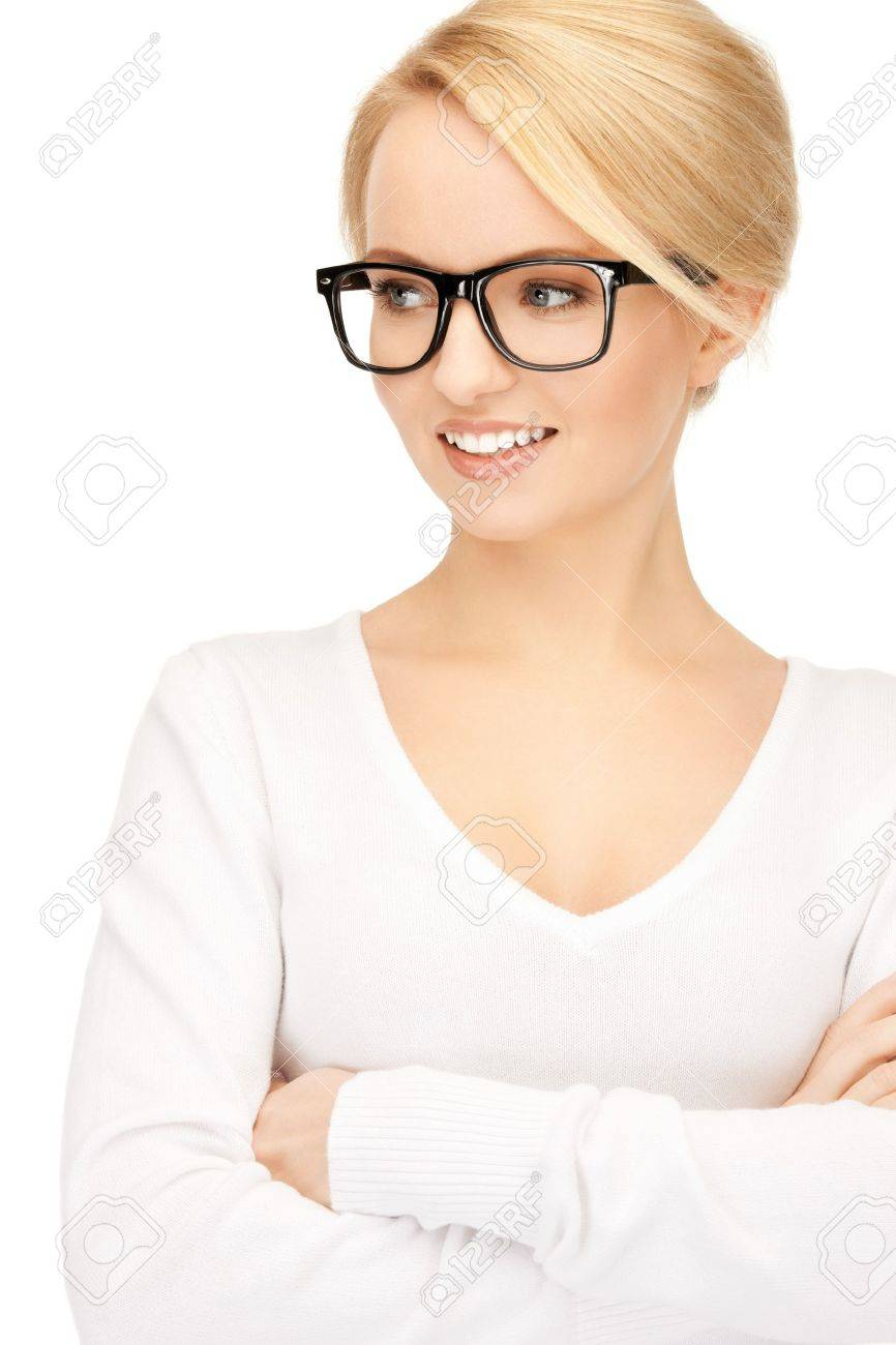 bright picture of calm and friendly woman Stock Photo - 9163176