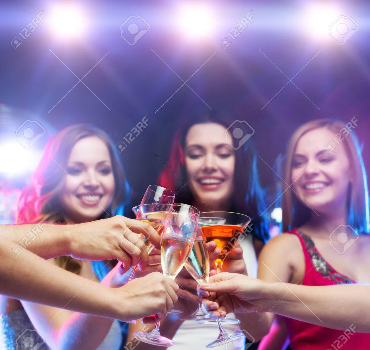 Fiesta, Celebración, Amigos, Bachelorette Y El Concepto De ...