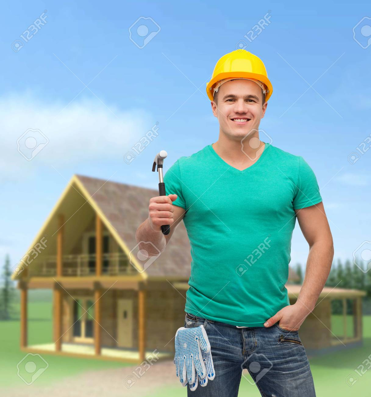 Repair and construction. How to protect a wooden house 35