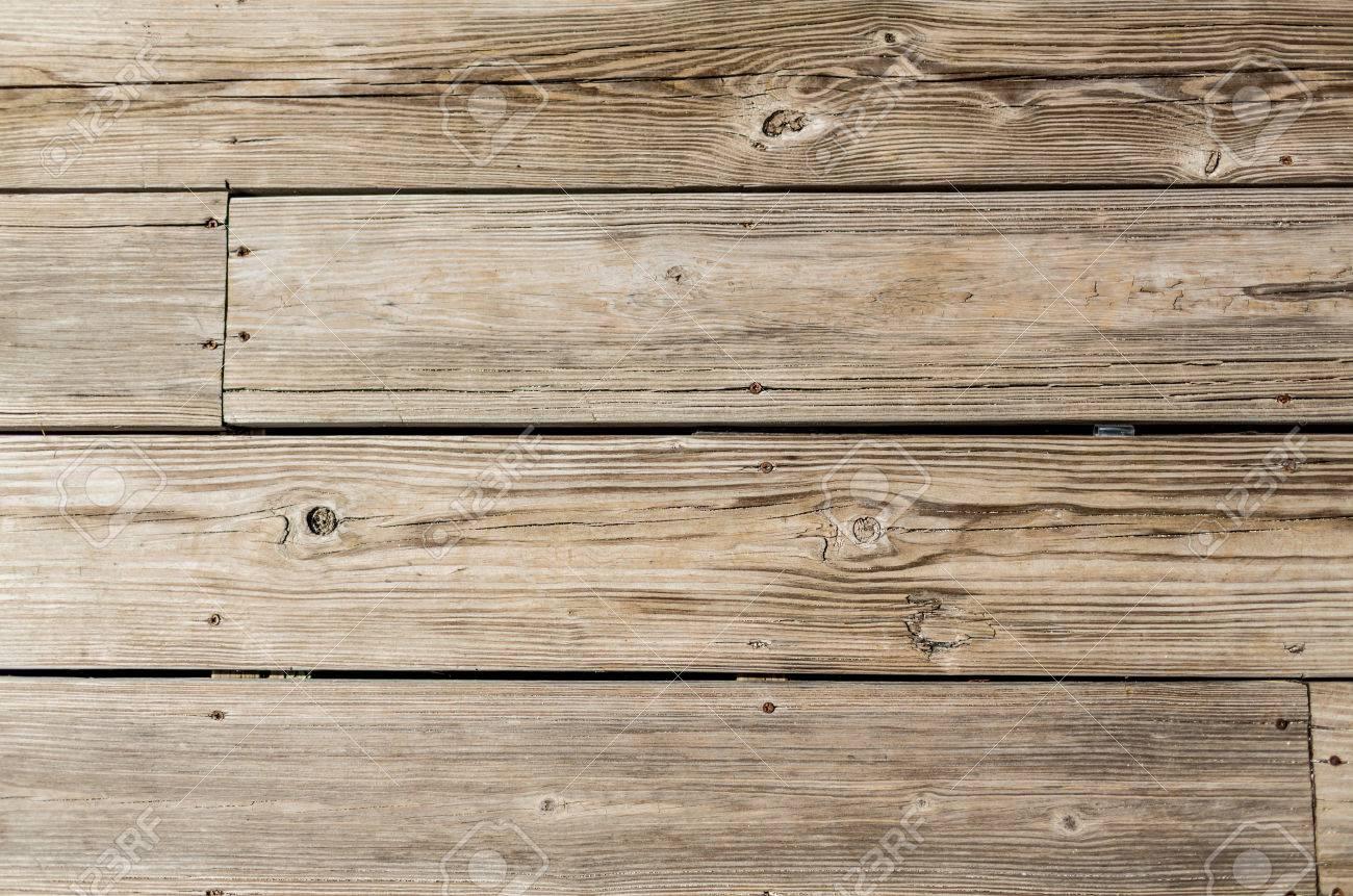 Holz Tapete Braun