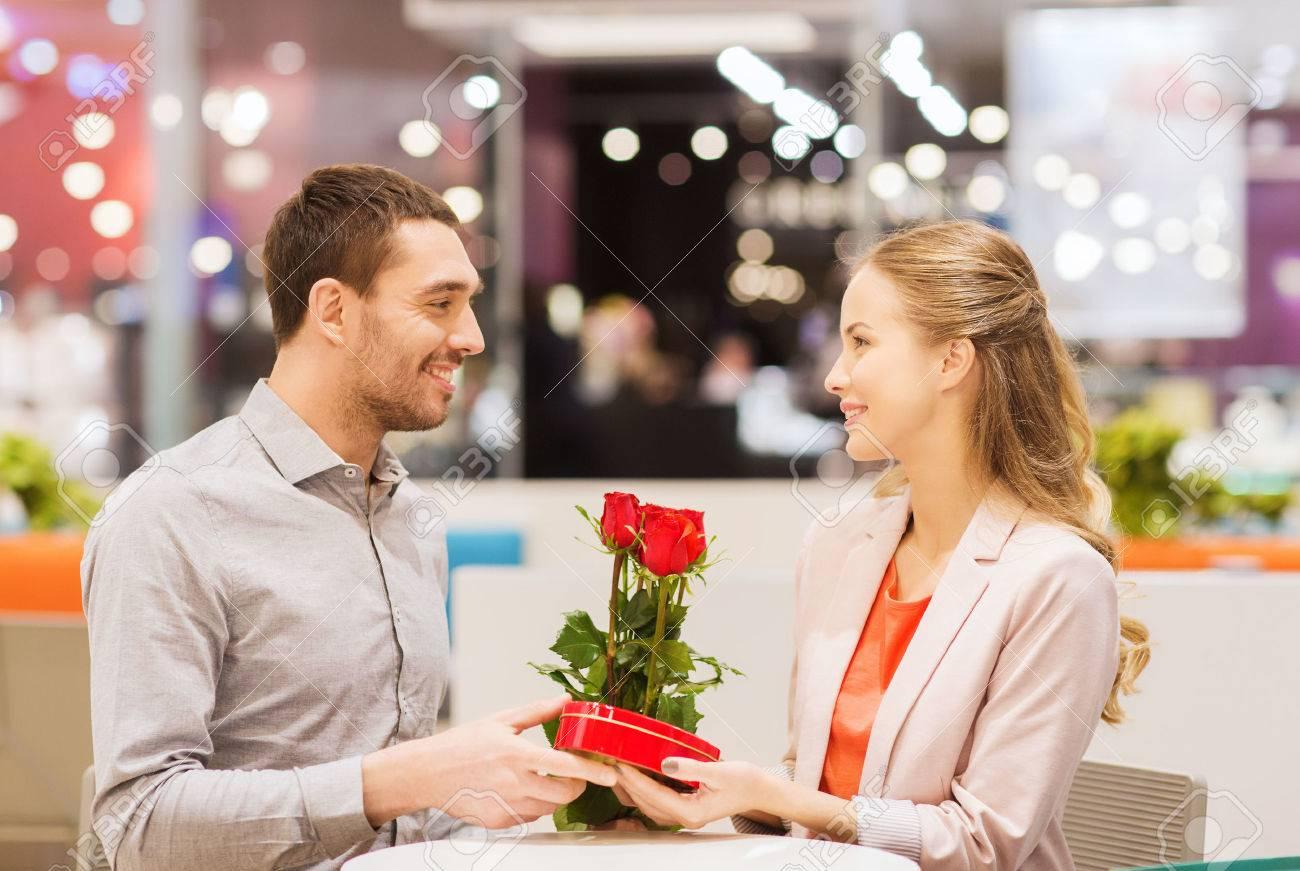 Liebe Romantik Valentinstag Paar Und Personen Konzept
