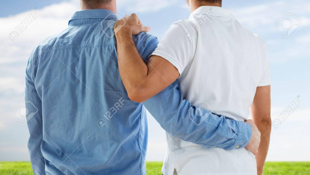 Gros garçons gays