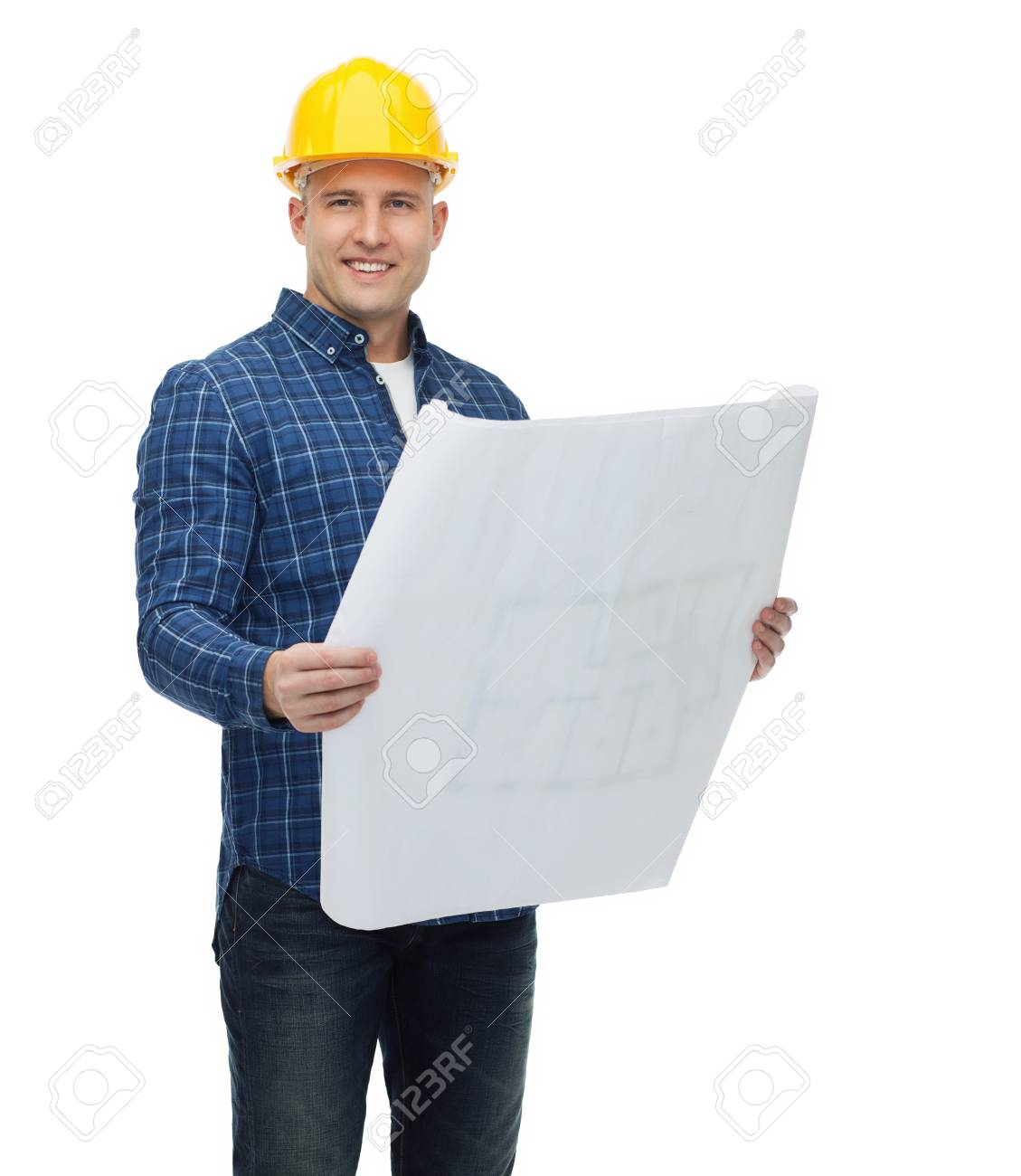 Repair construction building people and maintenance concept repair construction building people and maintenance concept smiling male builder or manual malvernweather Image collections