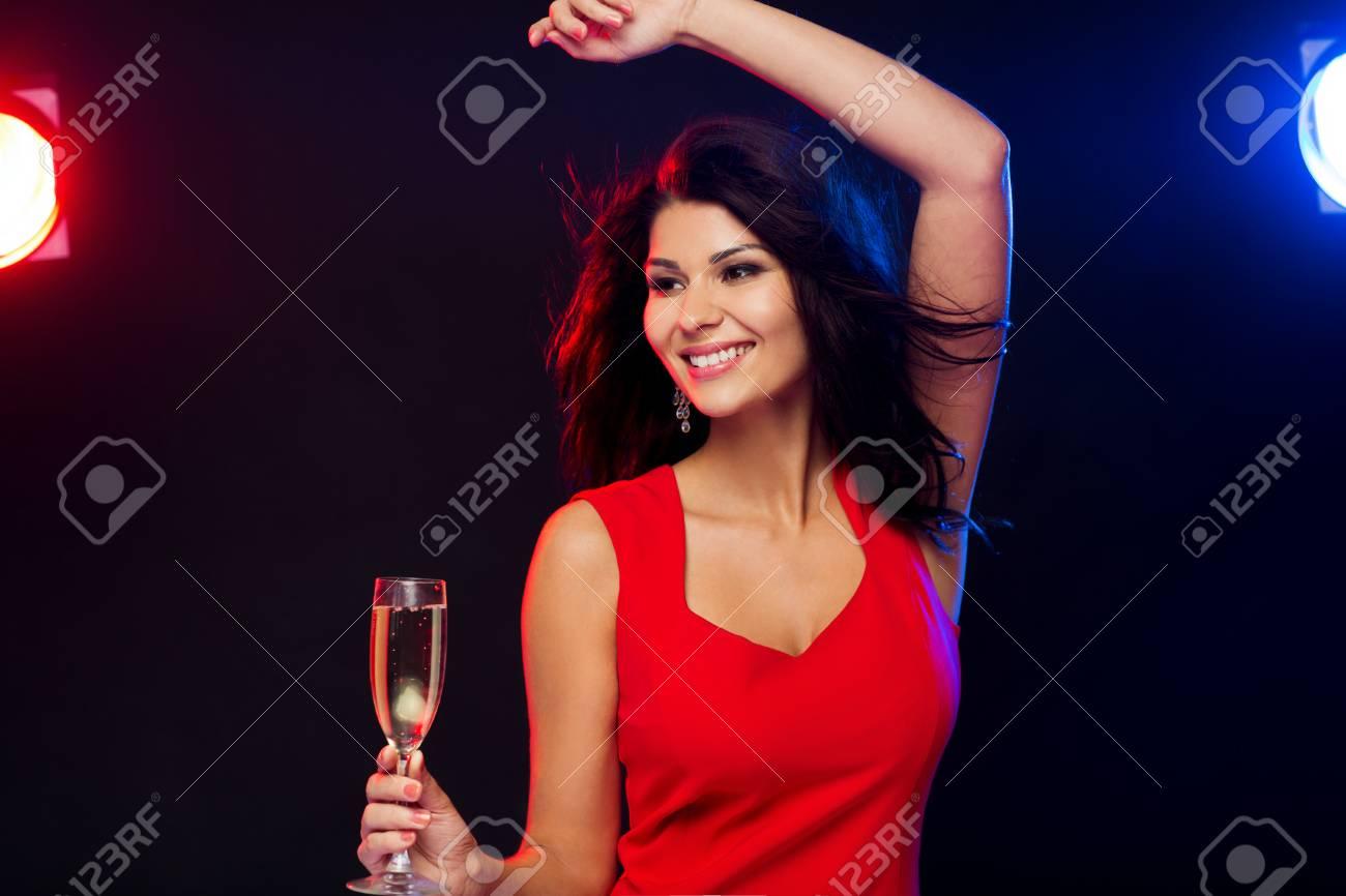 Menschen, Urlaub, Party, Nacht Lifestyle Und Freizeit-Konzept ...